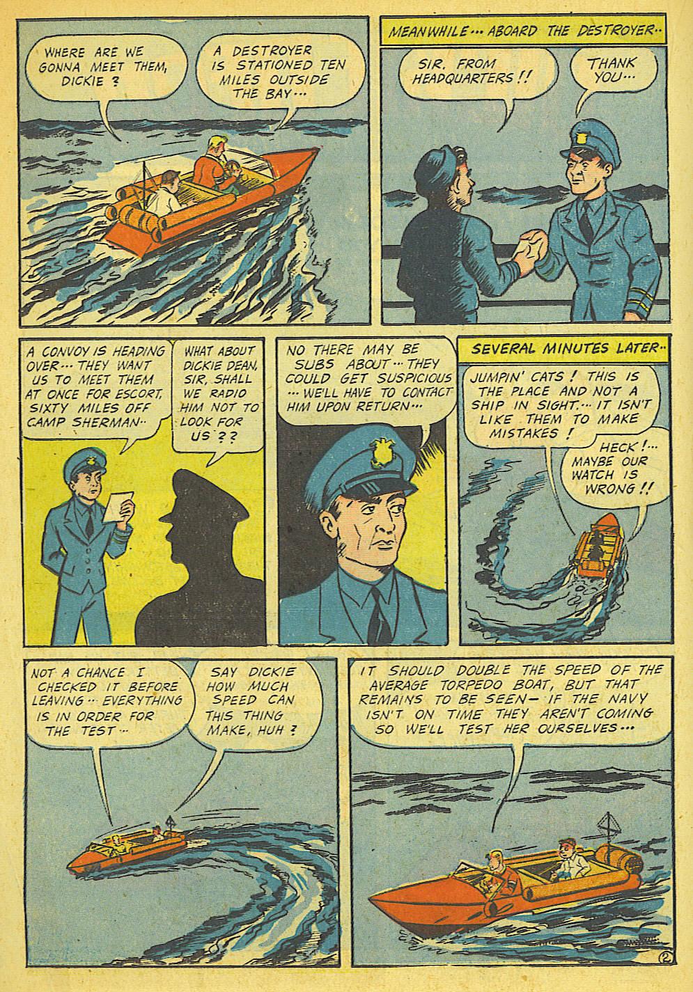 Daredevil (1941) issue 21 - Page 36