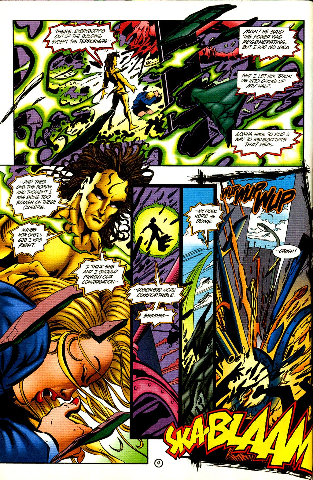 Read online Rune (1995) comic -  Issue #2 - 6
