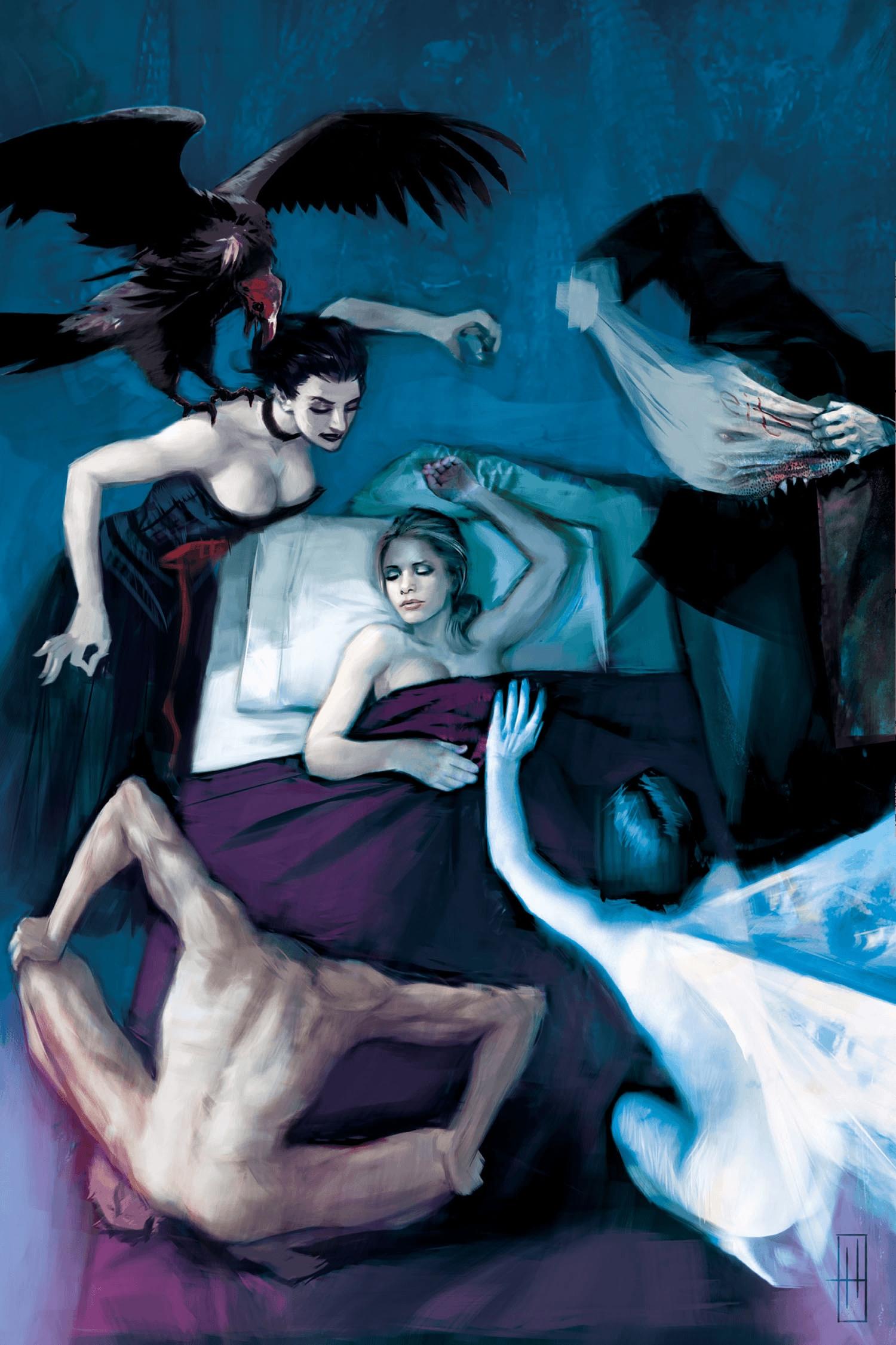 Read online Buffy the Vampire Slayer: Omnibus comic -  Issue # TPB 2 - 107