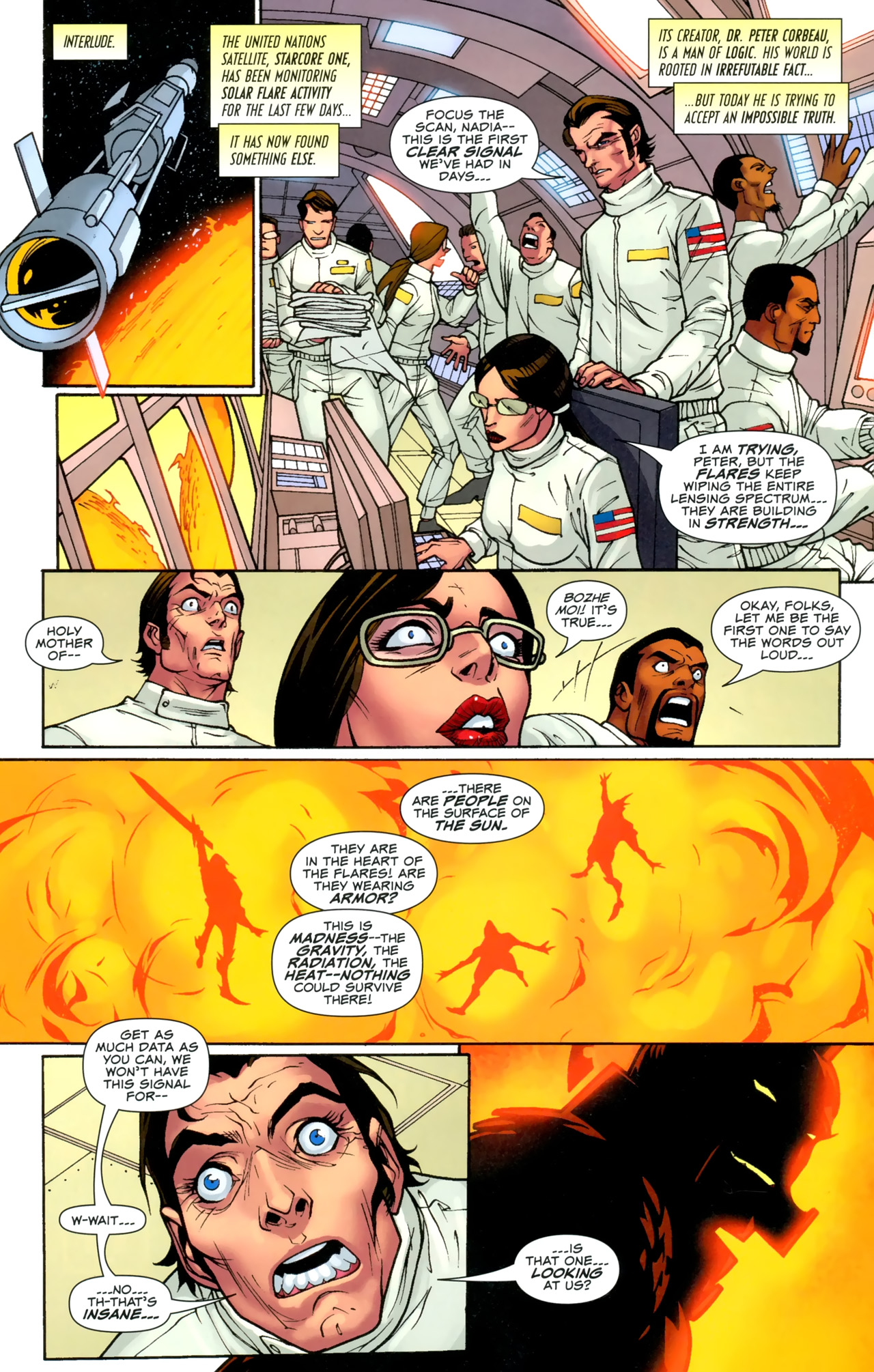 Read online Uncanny X-Men: First Class comic -  Issue #3 - 13
