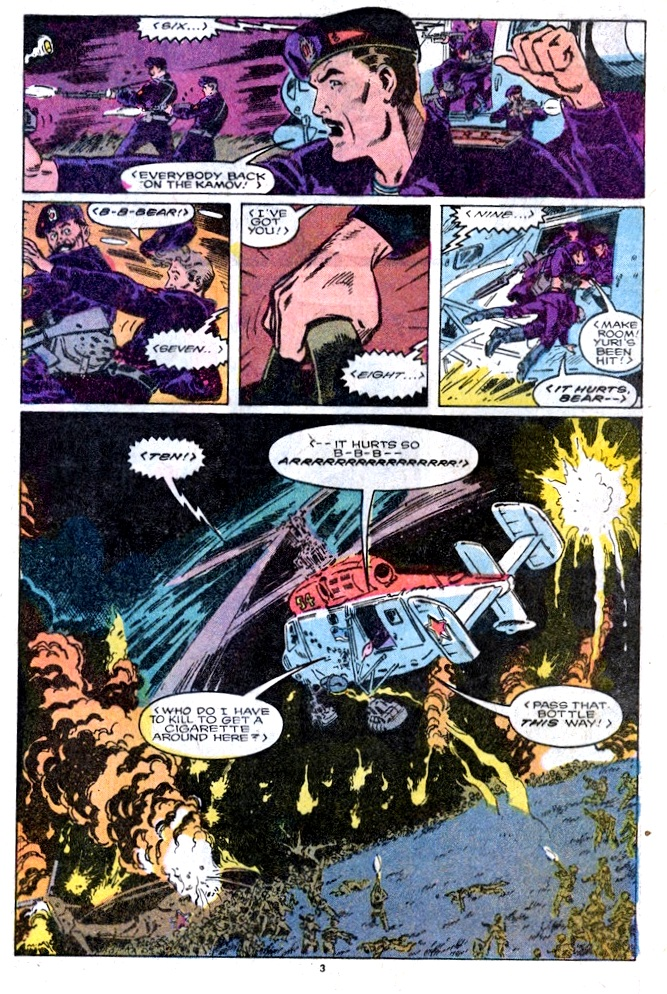 Read online Nth Man the Ultimate Ninja comic -  Issue #4 - 4