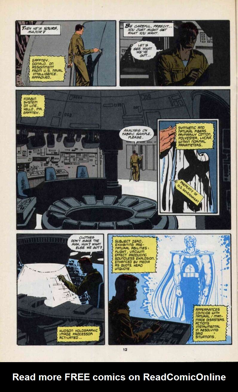 Read online Doctor Zero comic -  Issue #7 - 14