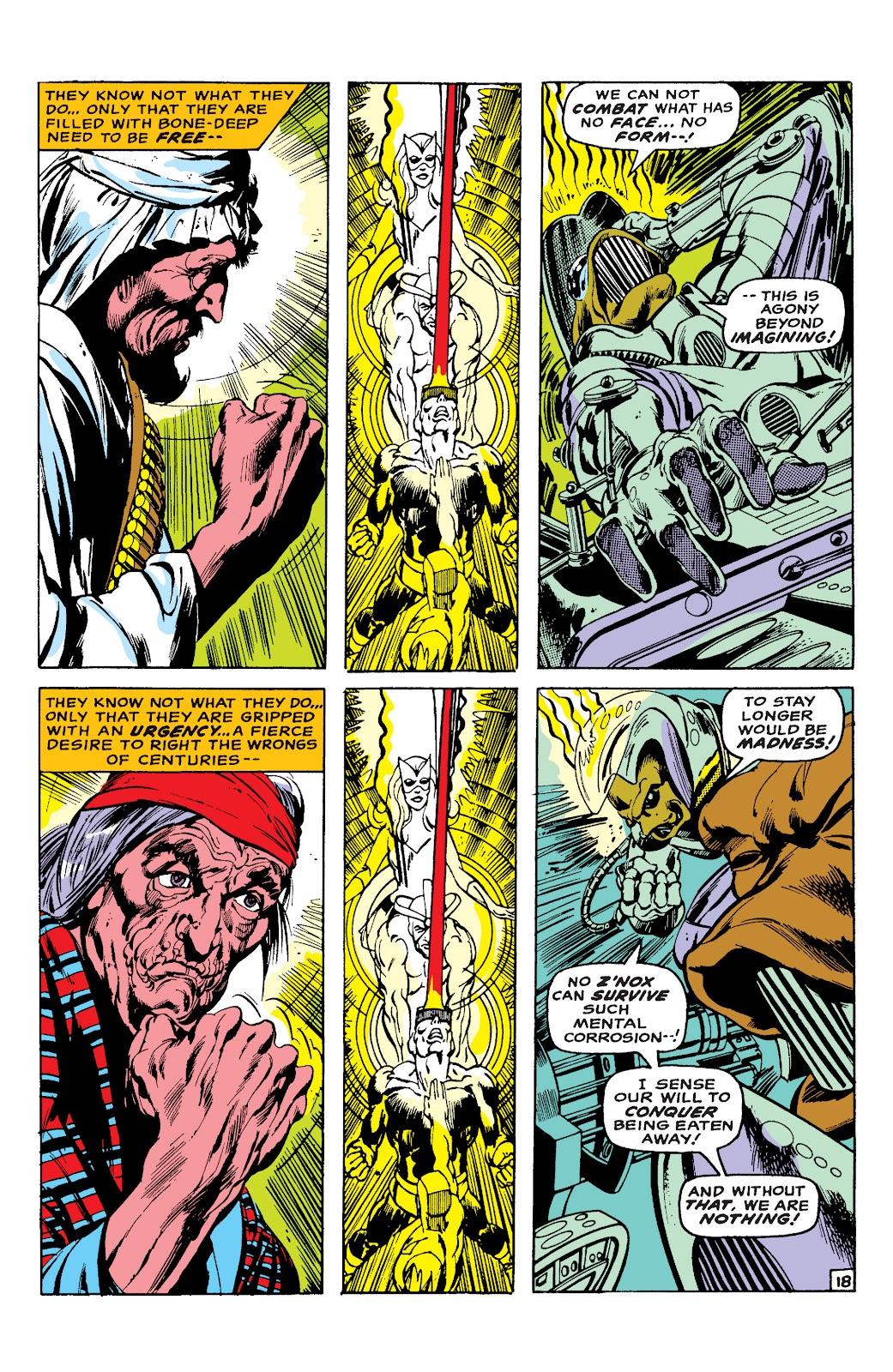 Uncanny X-Men (1963) issue 65 - Page 19