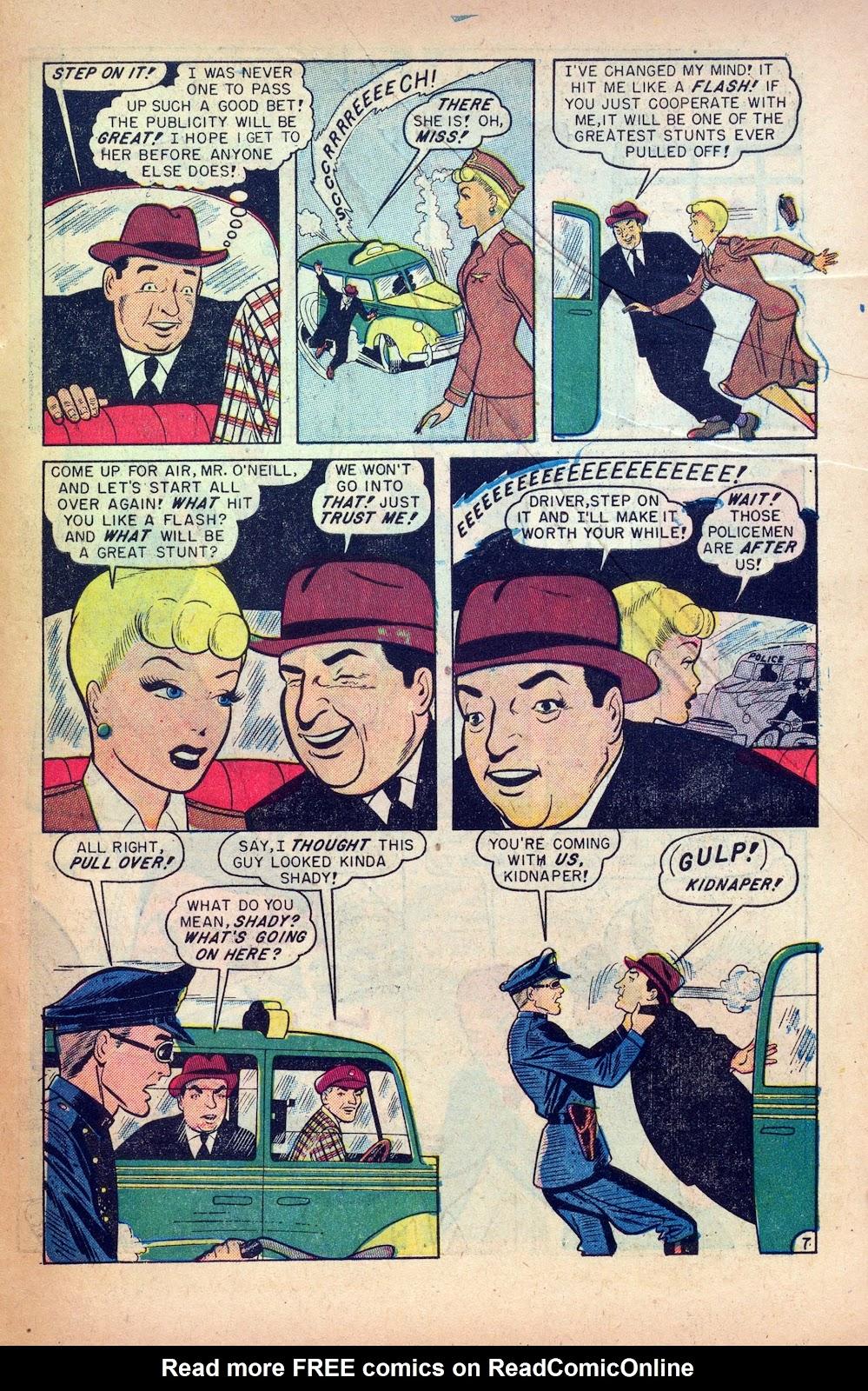 Read online Joker Comics comic -  Issue #34 - 31