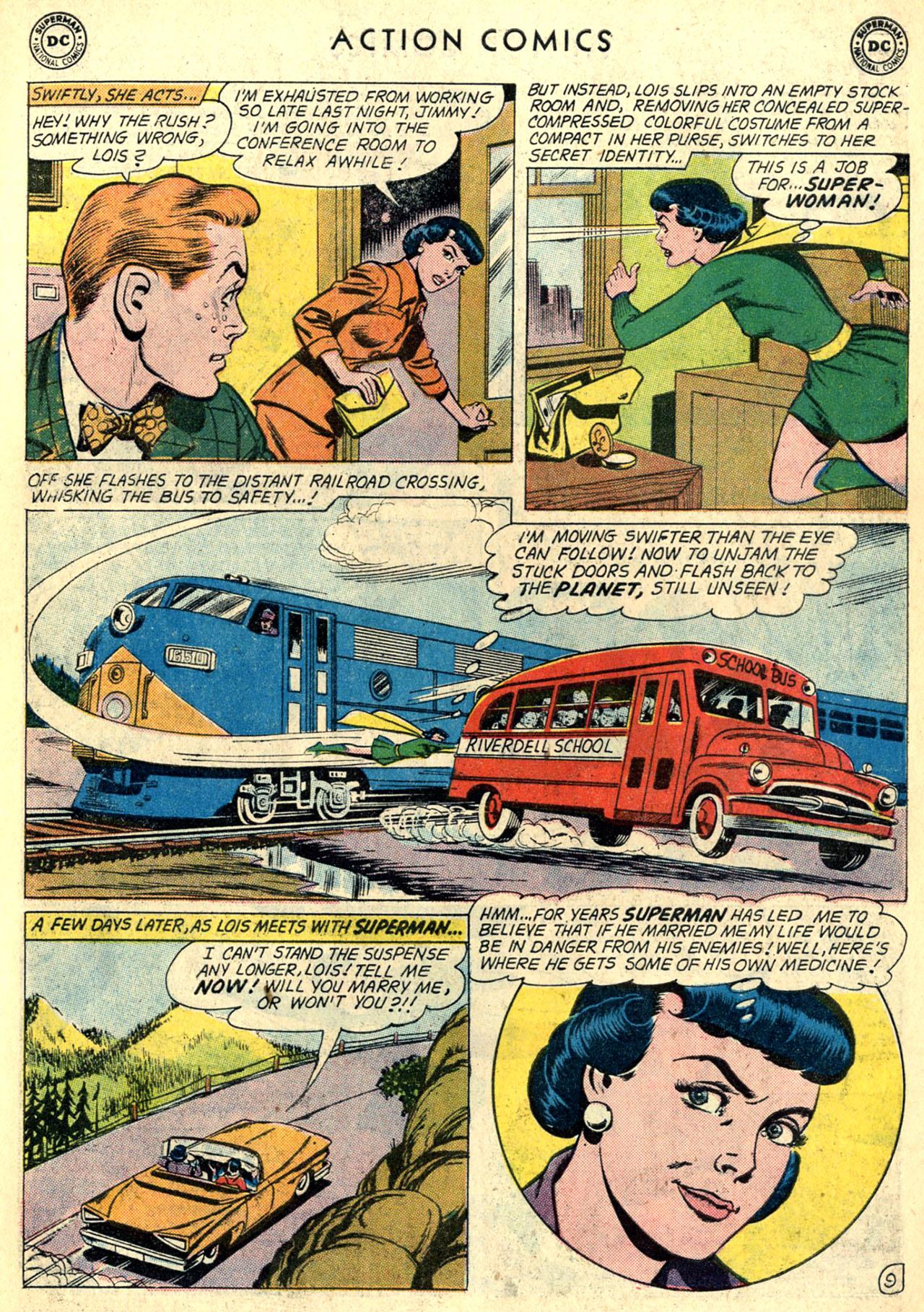 Action Comics (1938) 274 Page 10