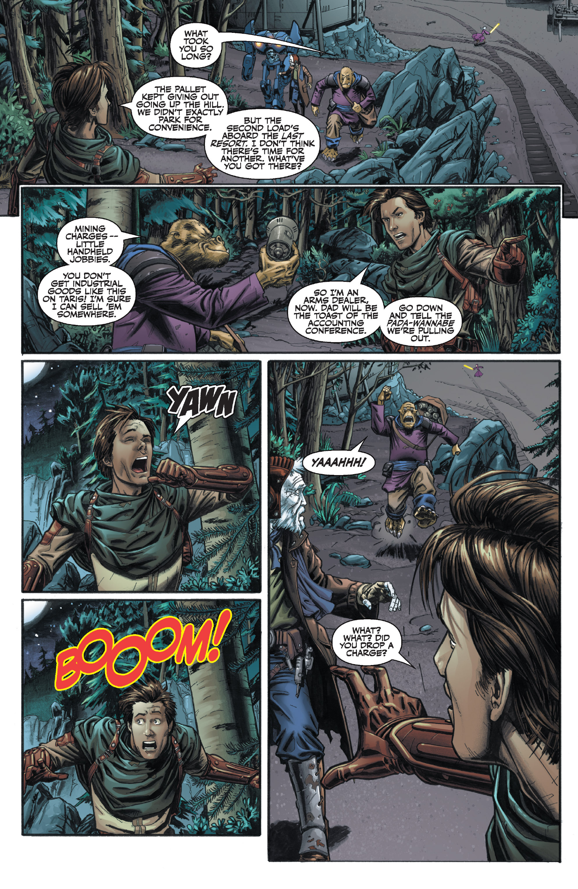 Read online Star Wars Omnibus comic -  Issue # Vol. 29 - 151
