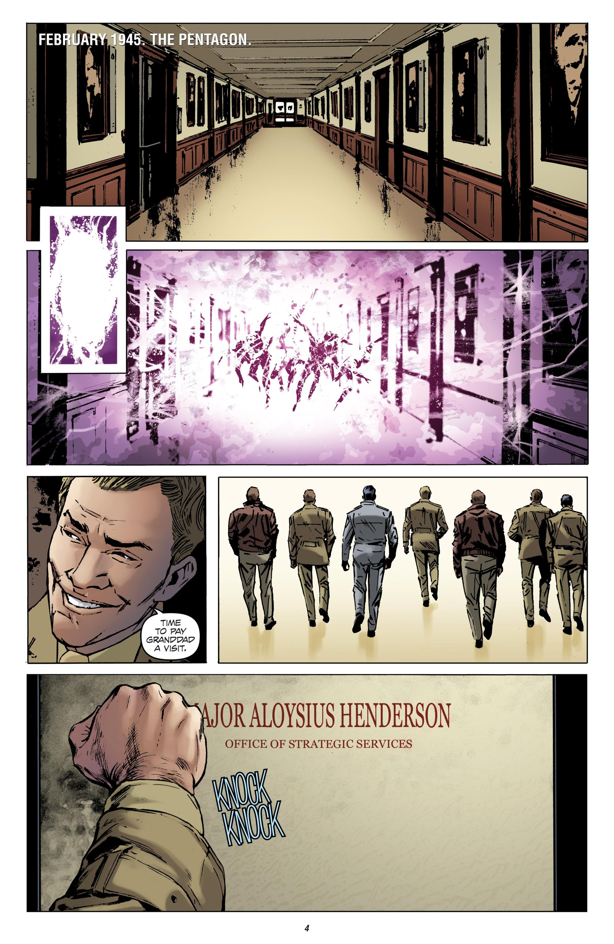Read online Archangel (2016) comic -  Issue #1 - 6