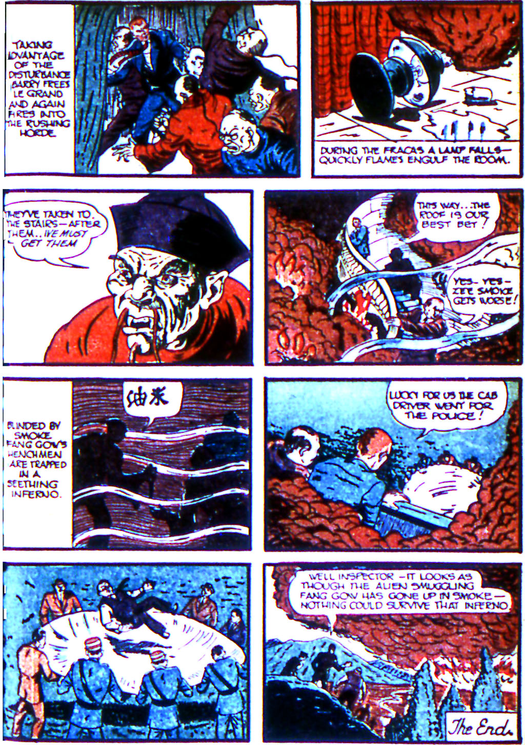 Read online Adventure Comics (1938) comic -  Issue #44 - 19