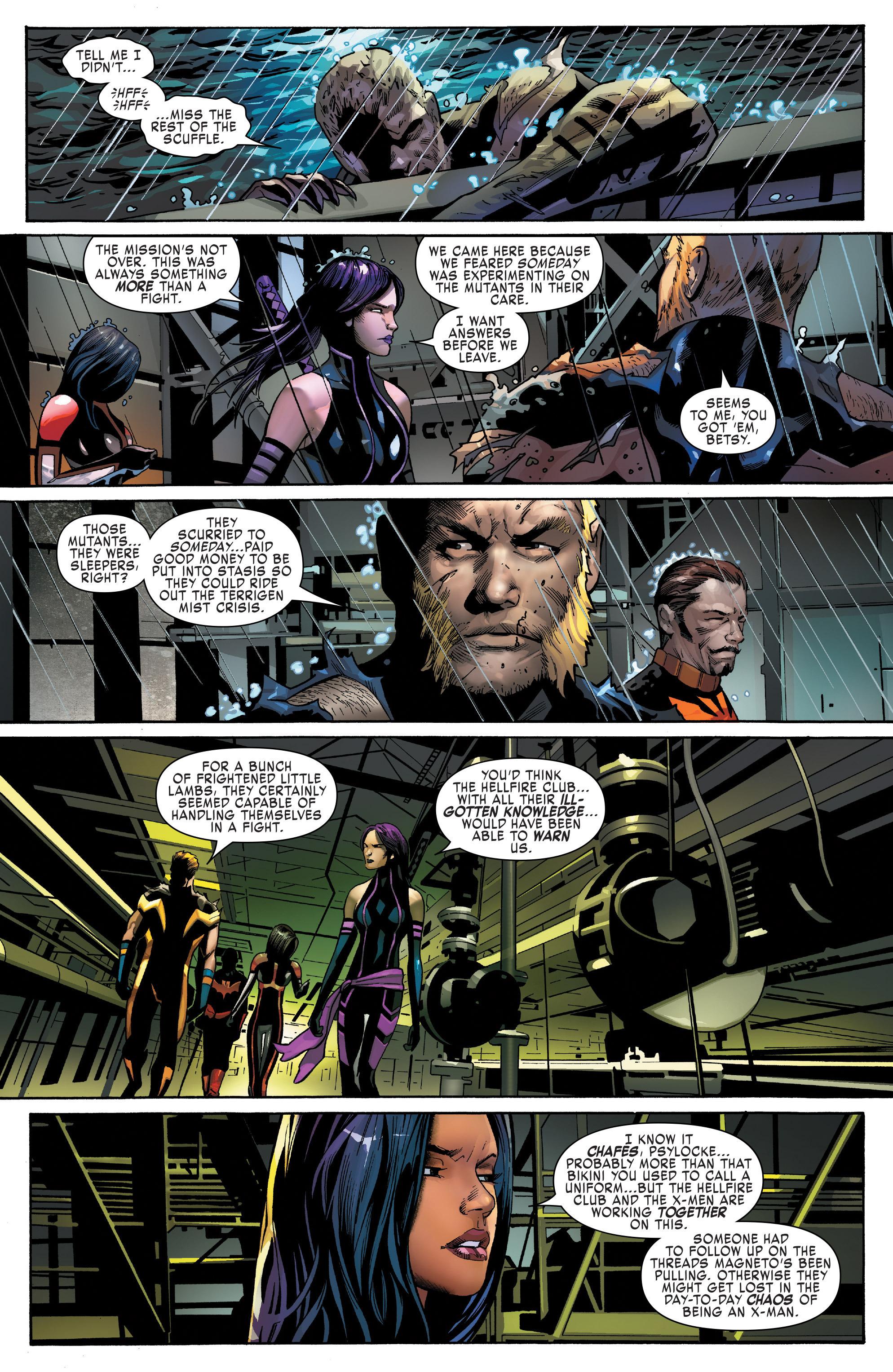 Read online Uncanny X-Men (2016) comic -  Issue #13 - 9