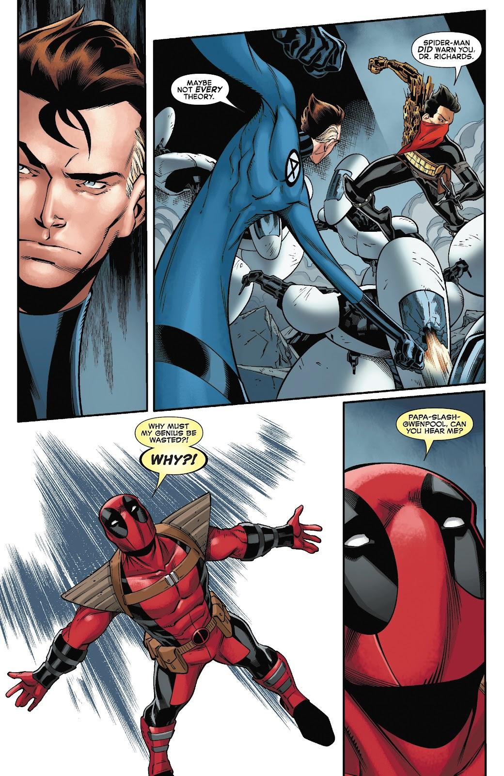 Read online Spider-Man/Deadpool comic -  Issue #49 - 7