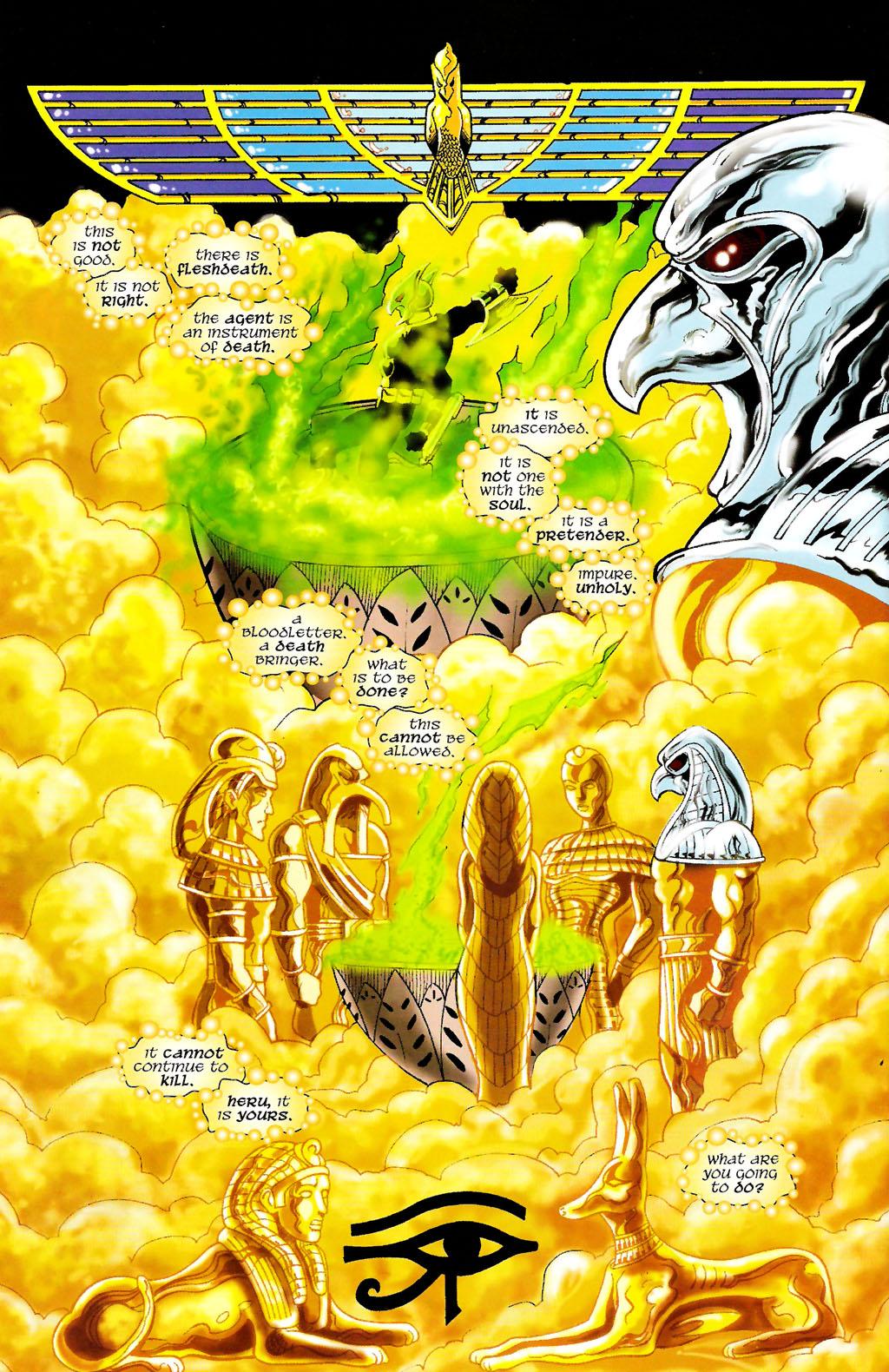 Read online ShadowHawk (2005) comic -  Issue #11 - 22