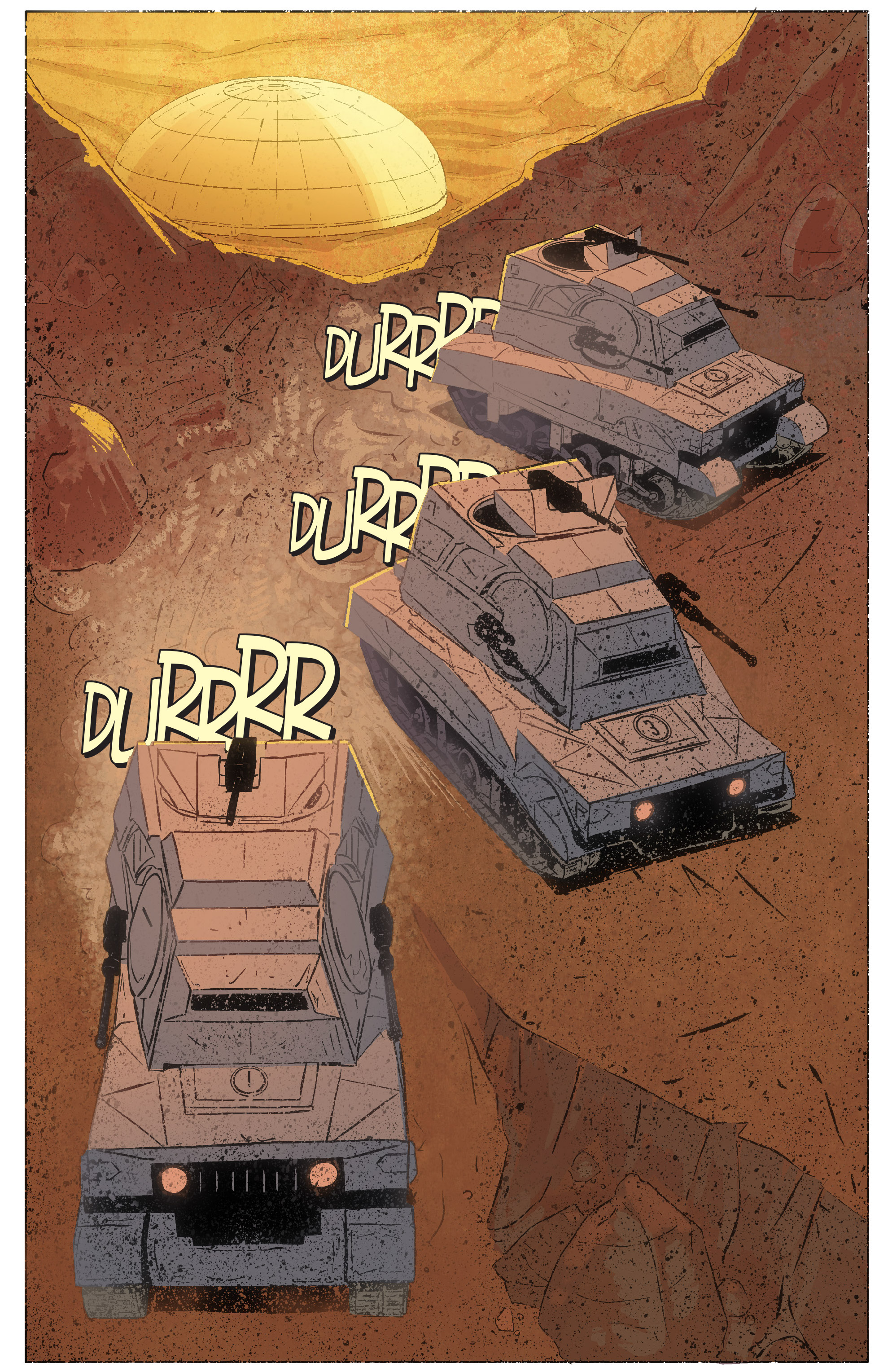 Read online Red Dog comic -  Issue #4 - 18