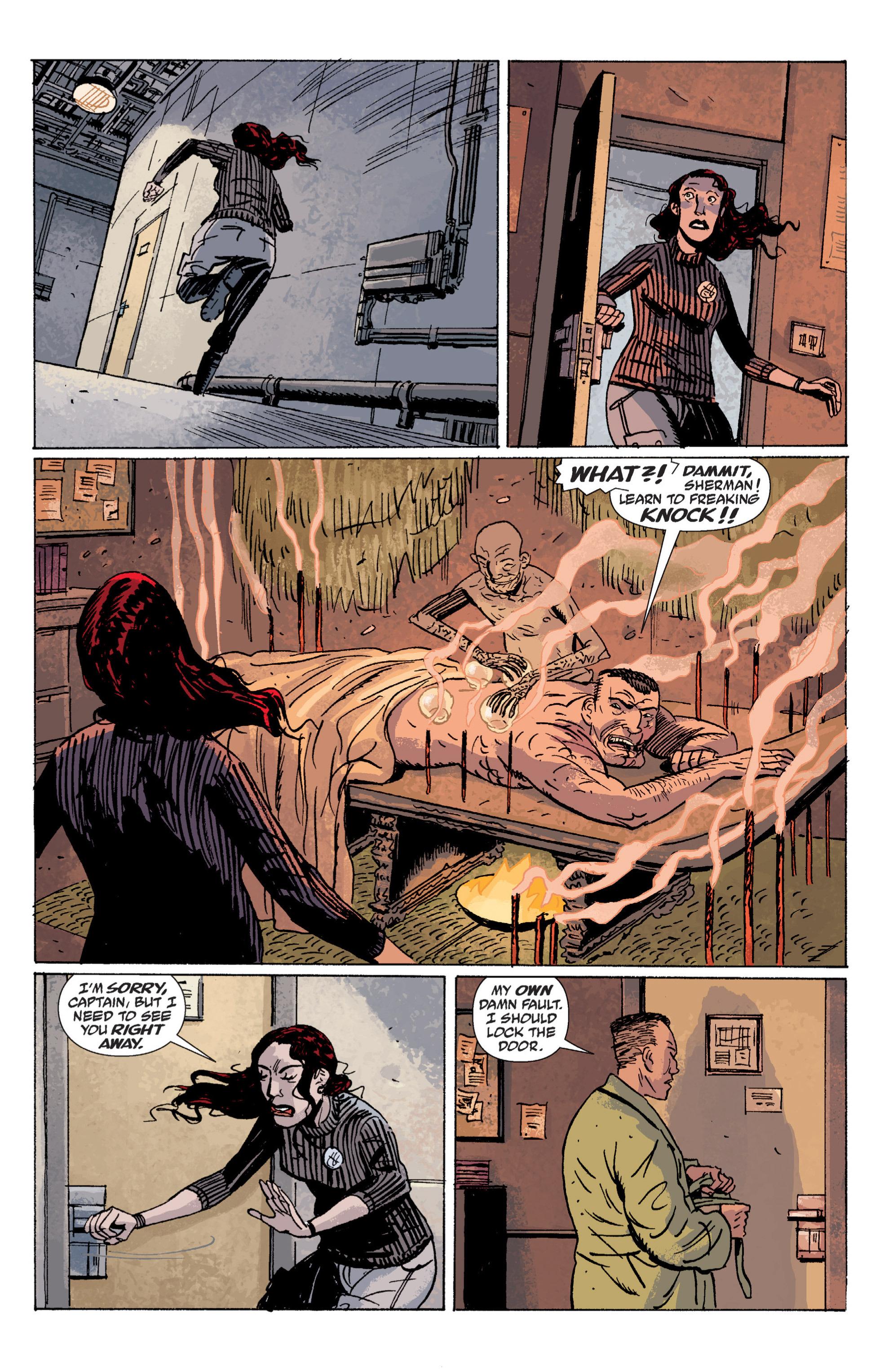 Read online B.P.R.D. (2003) comic -  Issue # TPB 5 - 74