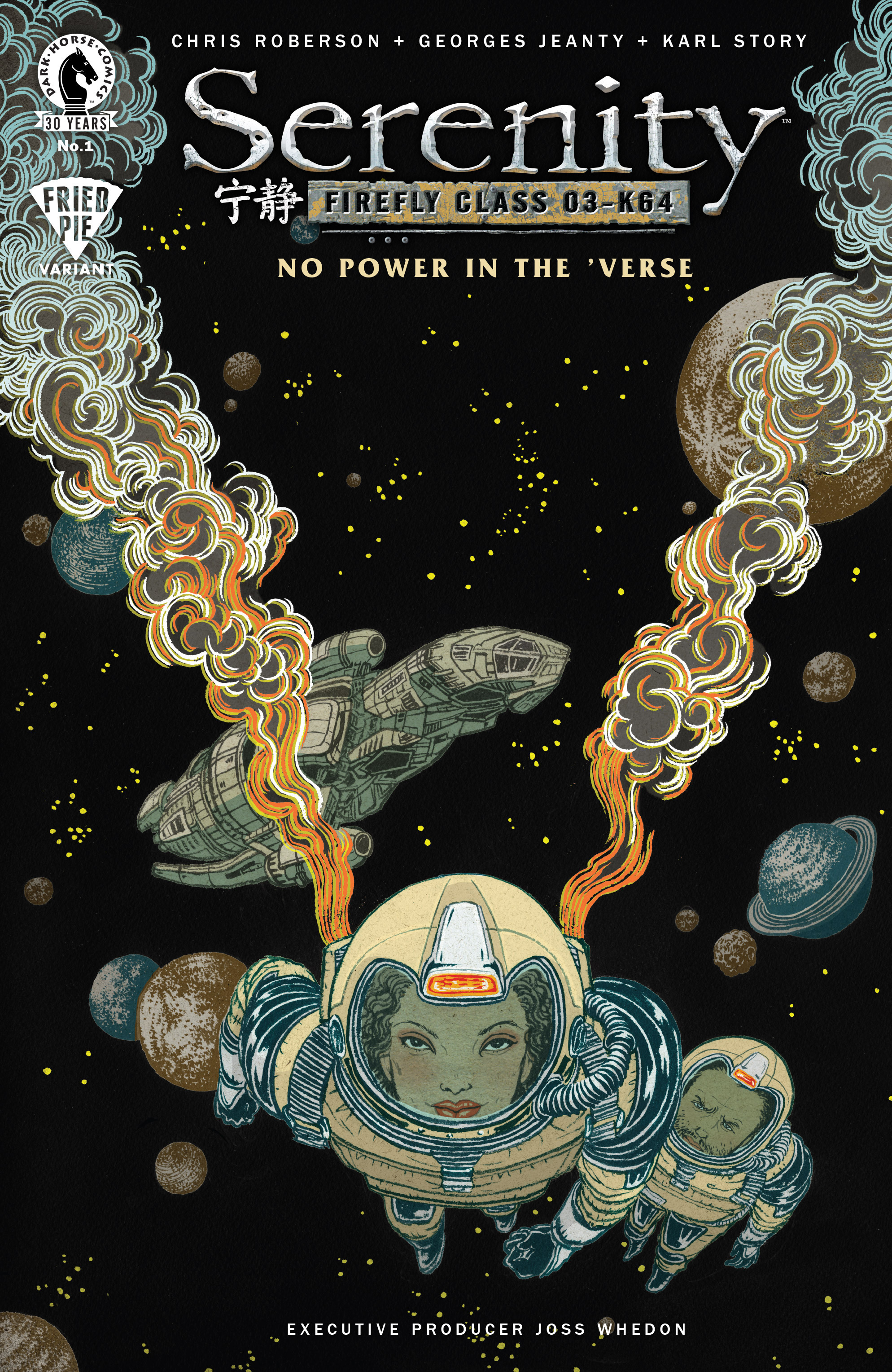Read online Serenity: Firefly Class 03-K64 – No Power in the 'Verse comic -  Issue #1 - 5