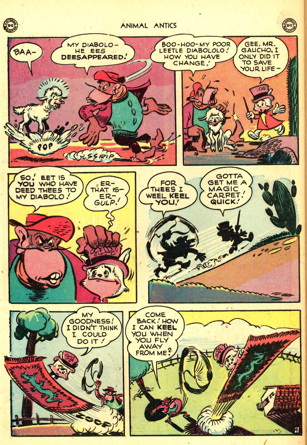 Read online Animal Antics comic -  Issue #13 - 46