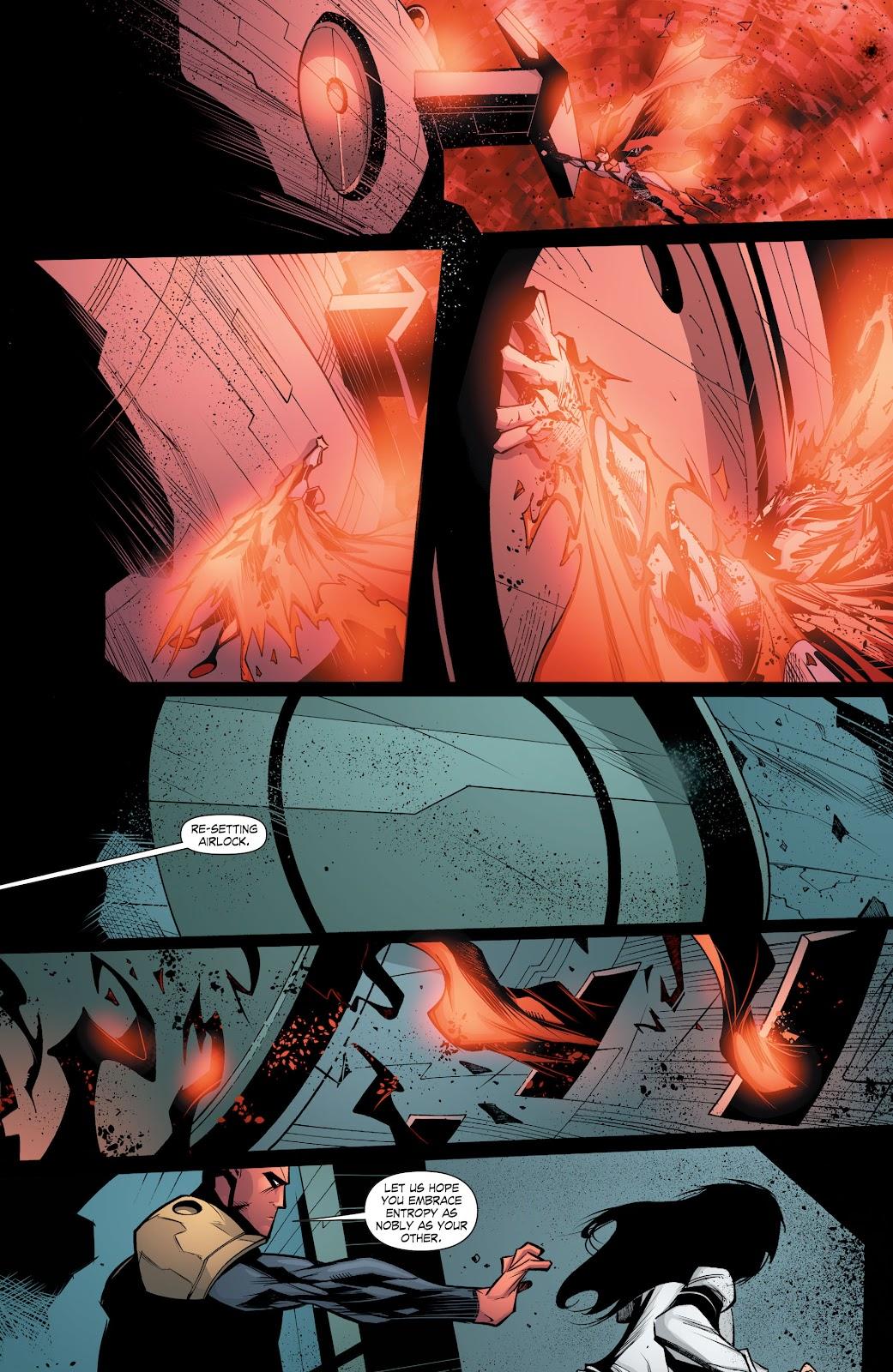 Read online Smallville Season 11 [II] comic -  Issue # TPB 8 - 162