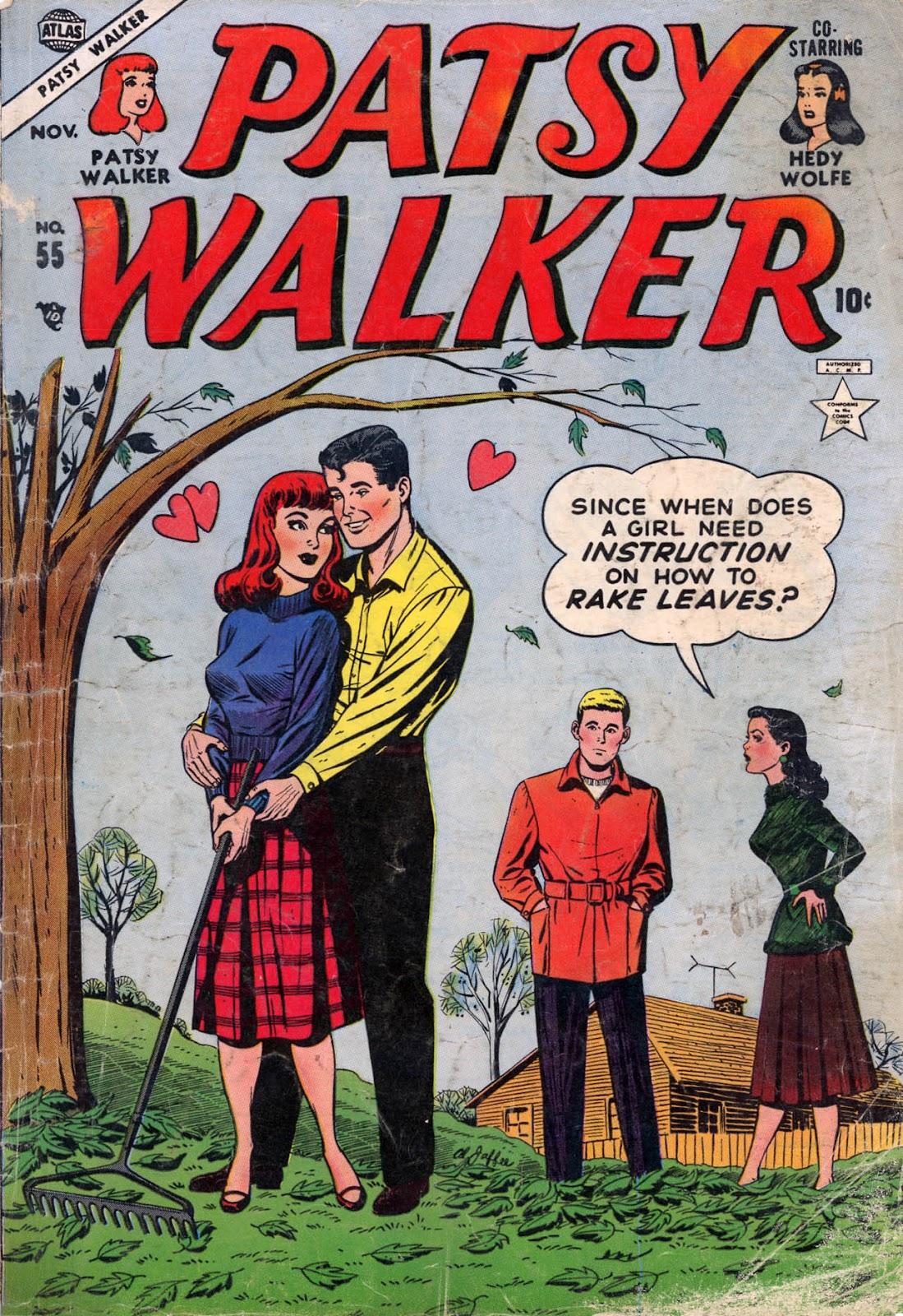 Patsy Walker 55 Page 1