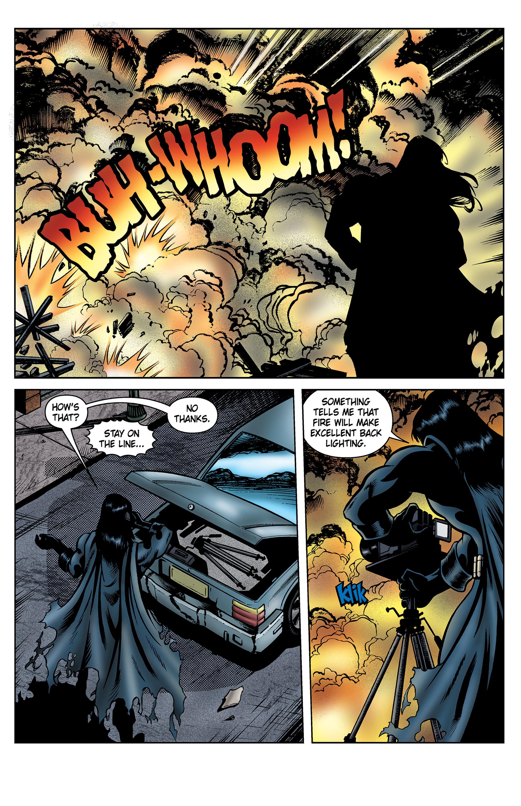 Read online SideChicks comic -  Issue #5 - 19