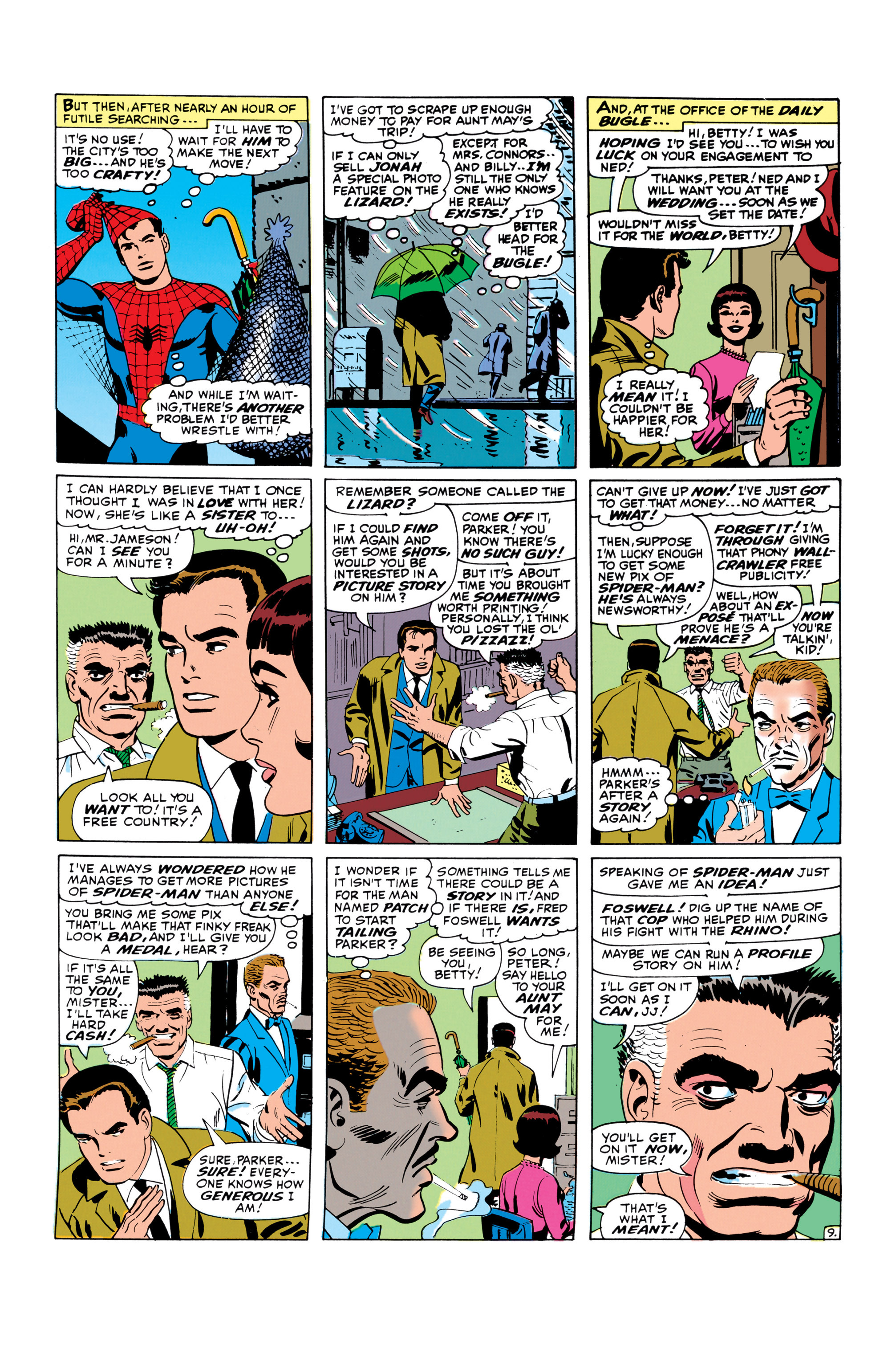 The Amazing Spider-Man (1963) 44 Page 9