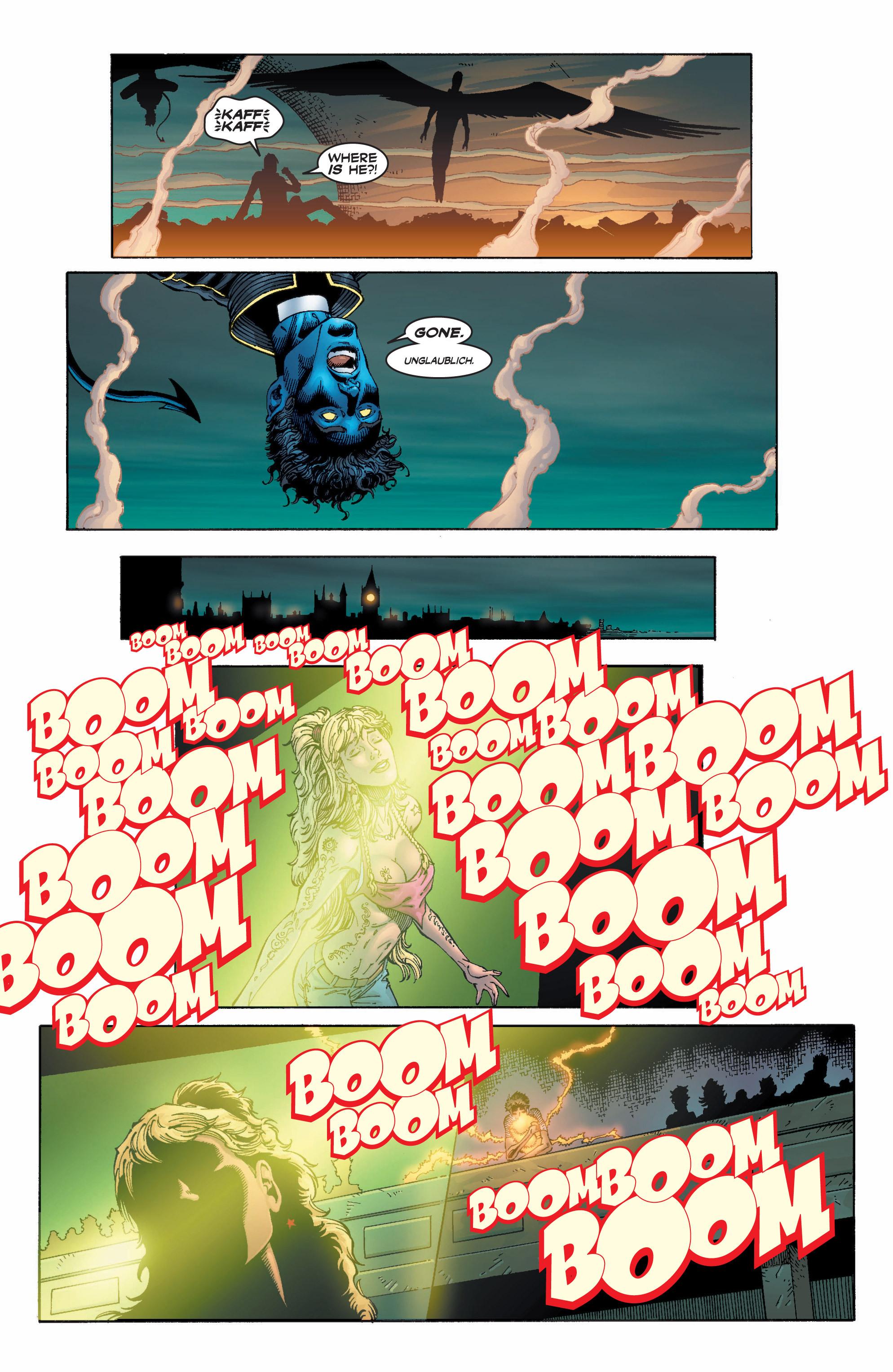Read online Uncanny X-Men (1963) comic -  Issue #396 - 21