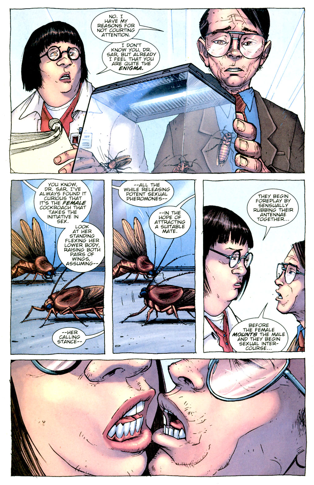 Read online The Exterminators comic -  Issue #3 - 11