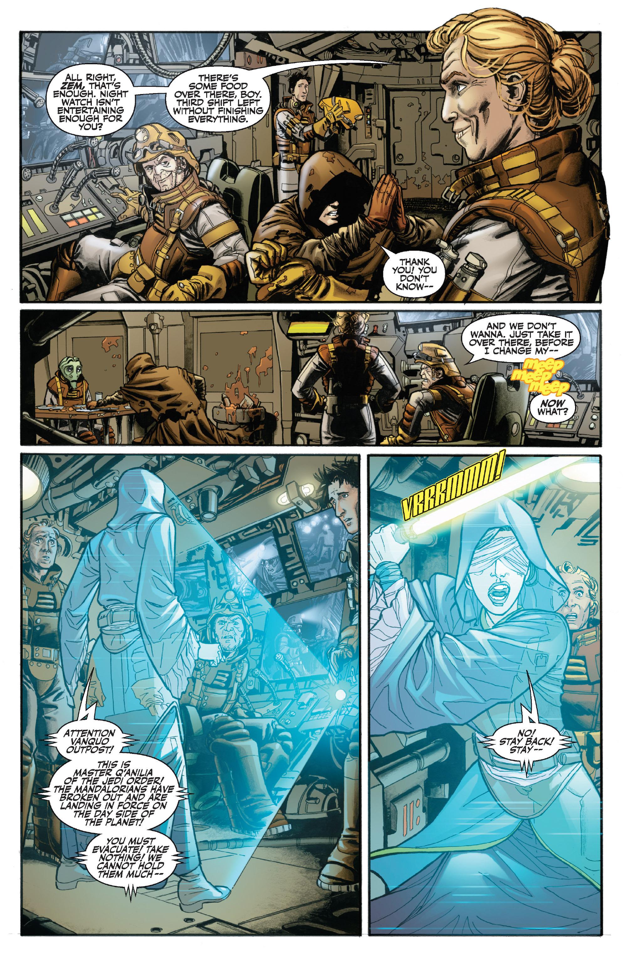 Read online Star Wars Omnibus comic -  Issue # Vol. 29 - 145