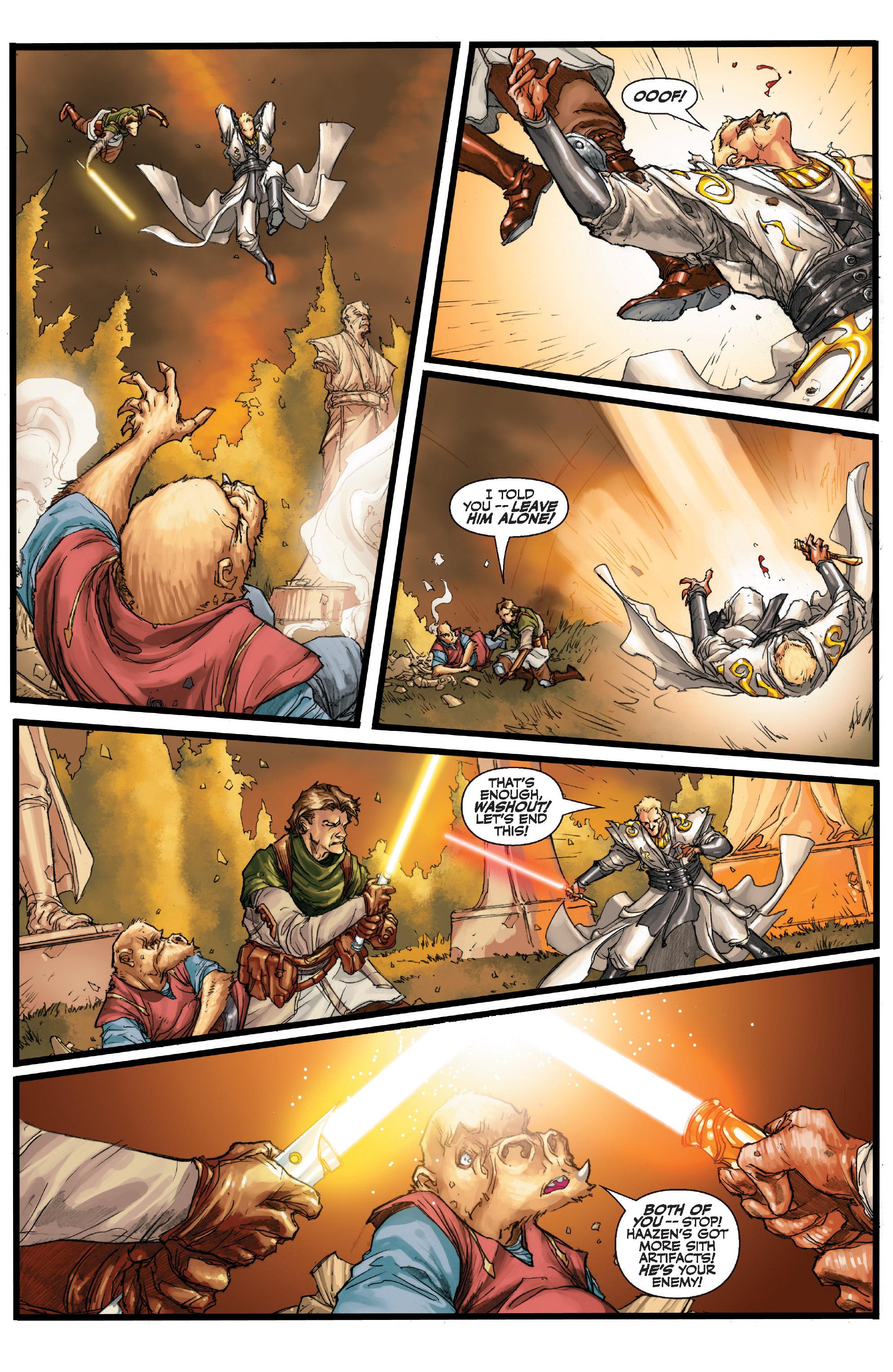 Read online Star Wars Omnibus comic -  Issue # Vol. 32 - 379