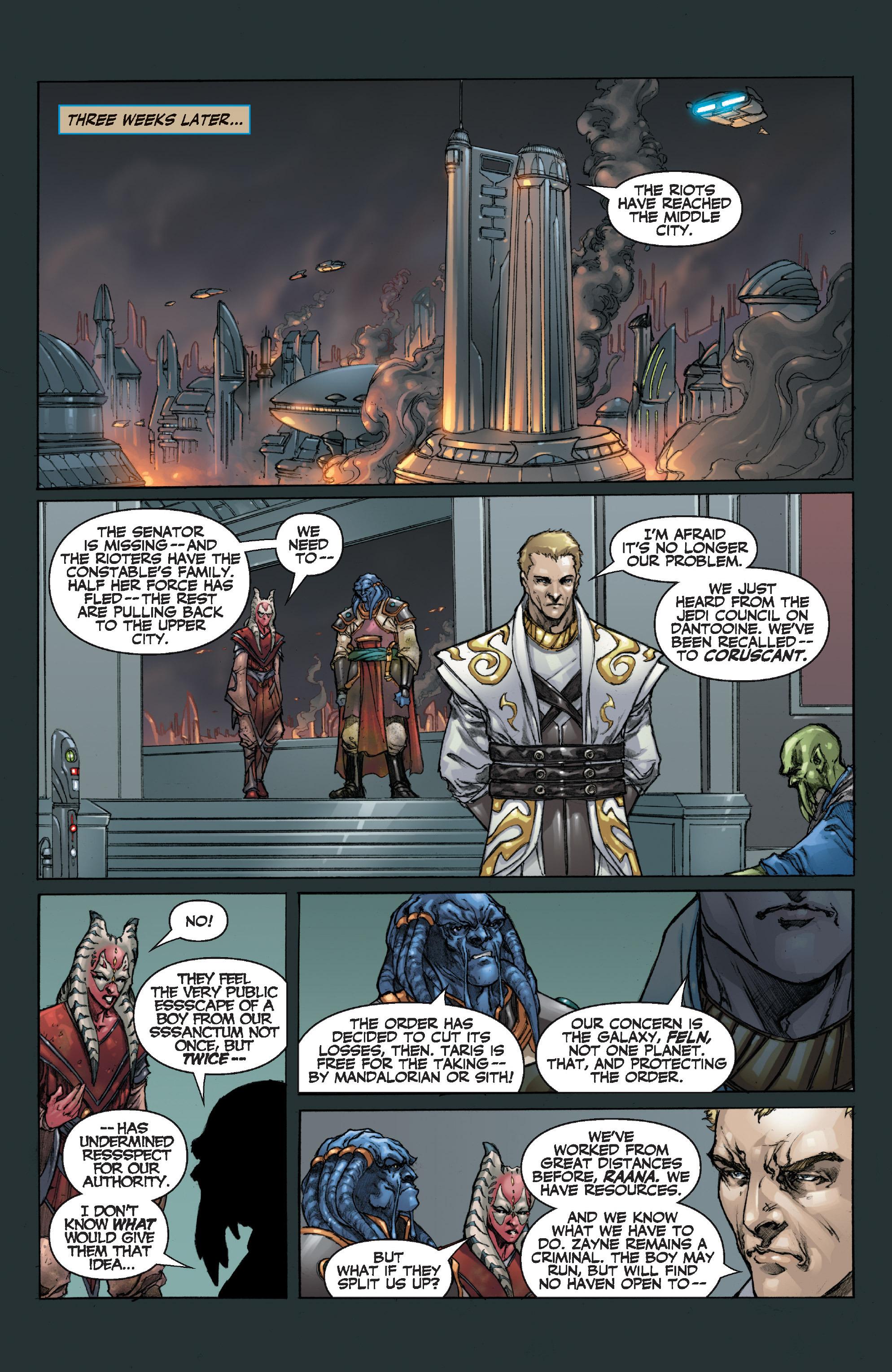 Read online Star Wars Omnibus comic -  Issue # Vol. 29 - 140