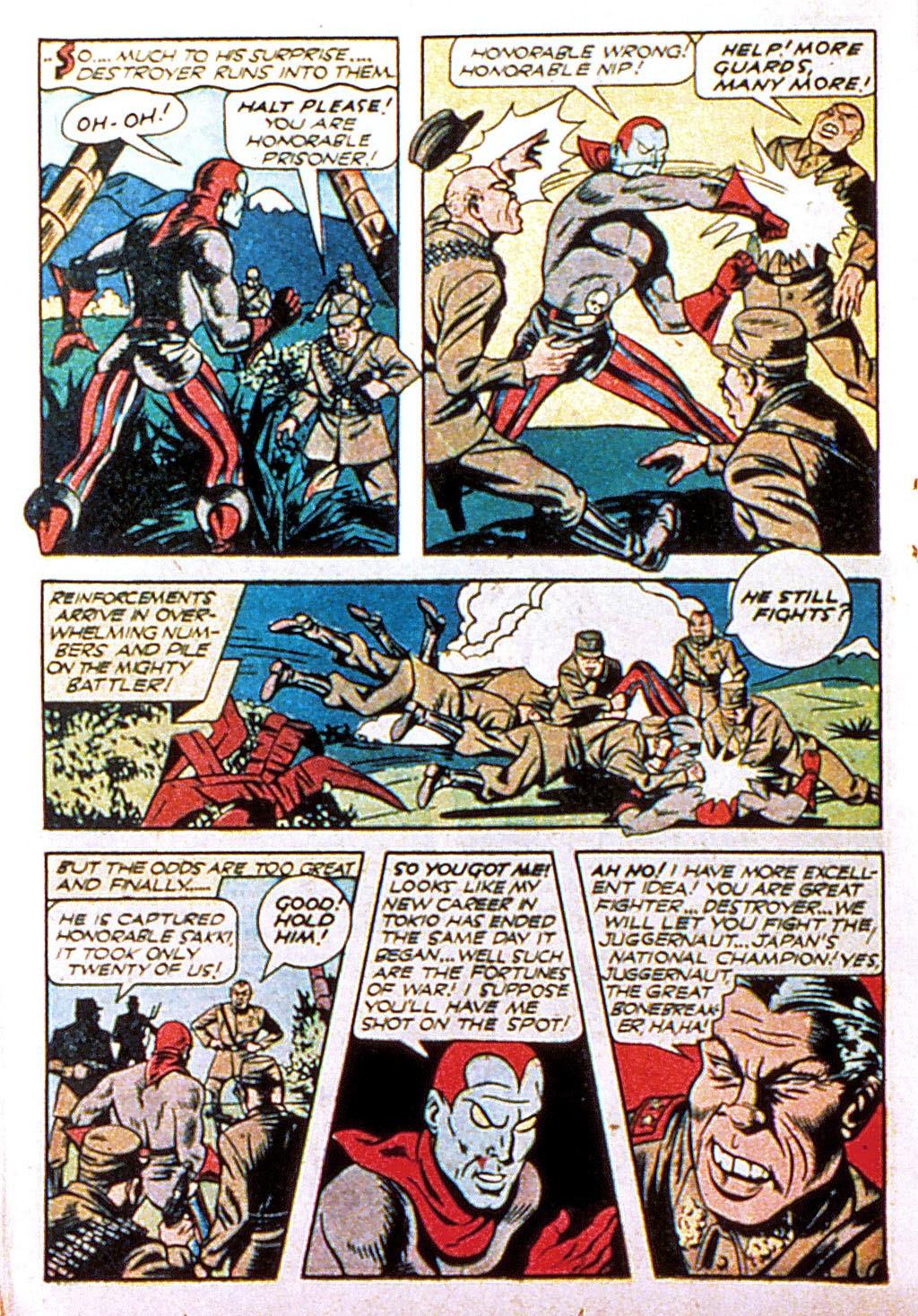 Read online Mystic Comics (1944) comic -  Issue #1 - 32