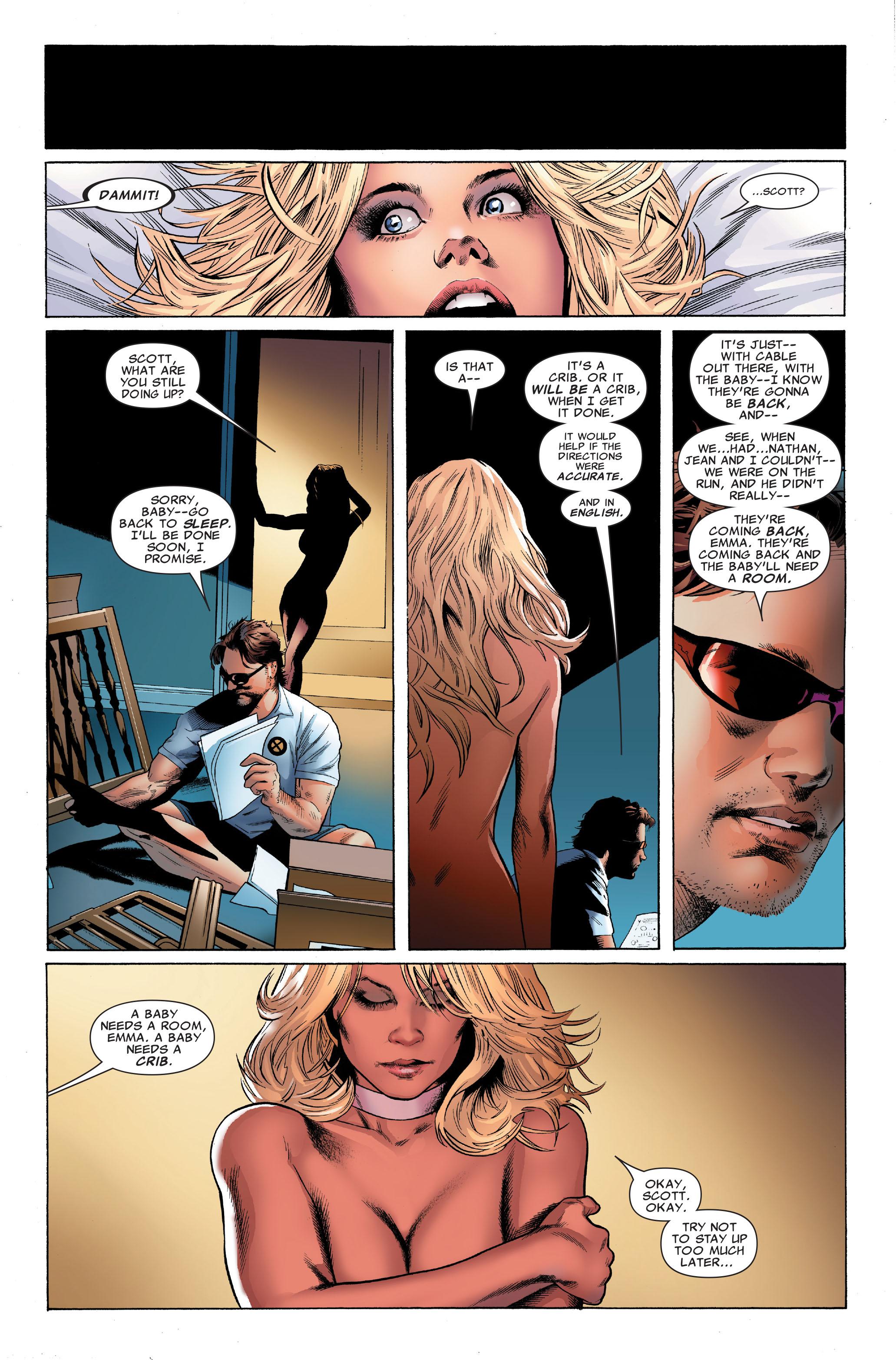 Read online Uncanny X-Men (1963) comic -  Issue #501 - 9