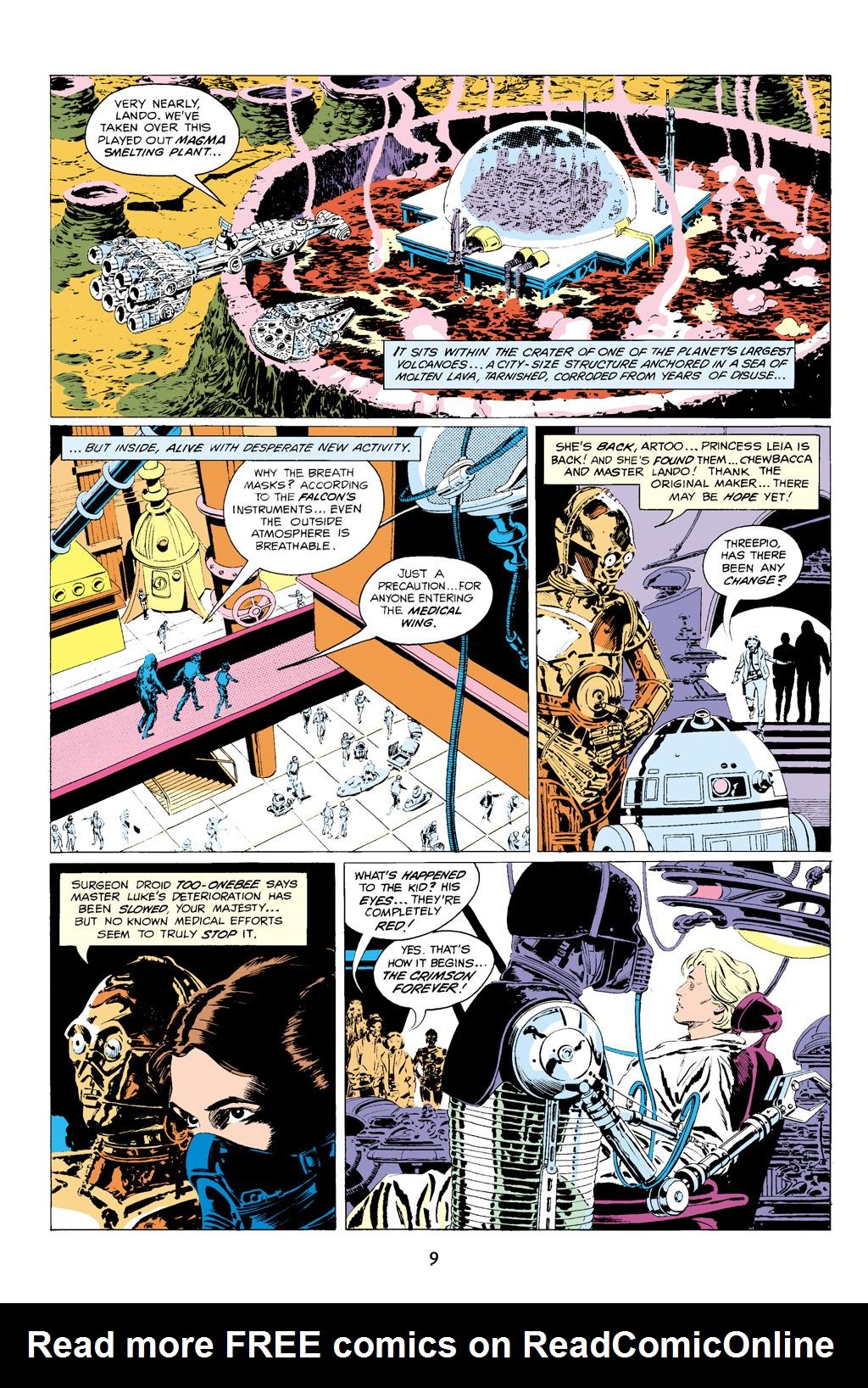 Read online Star Wars Omnibus comic -  Issue # Vol. 16 - 10