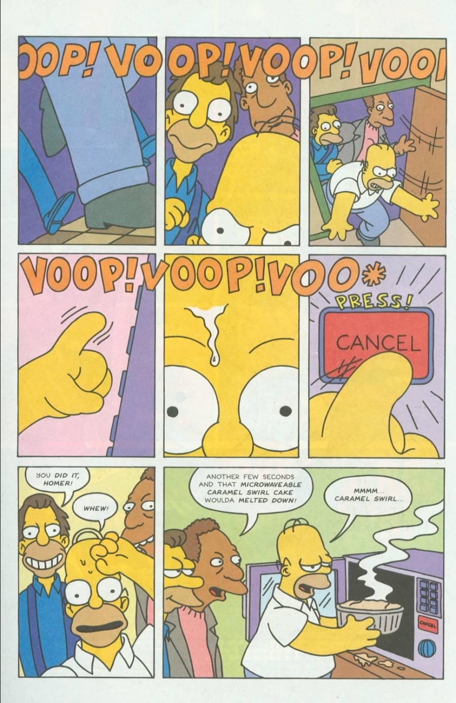 Read online Simpsons Comics comic -  Issue #4 - 3