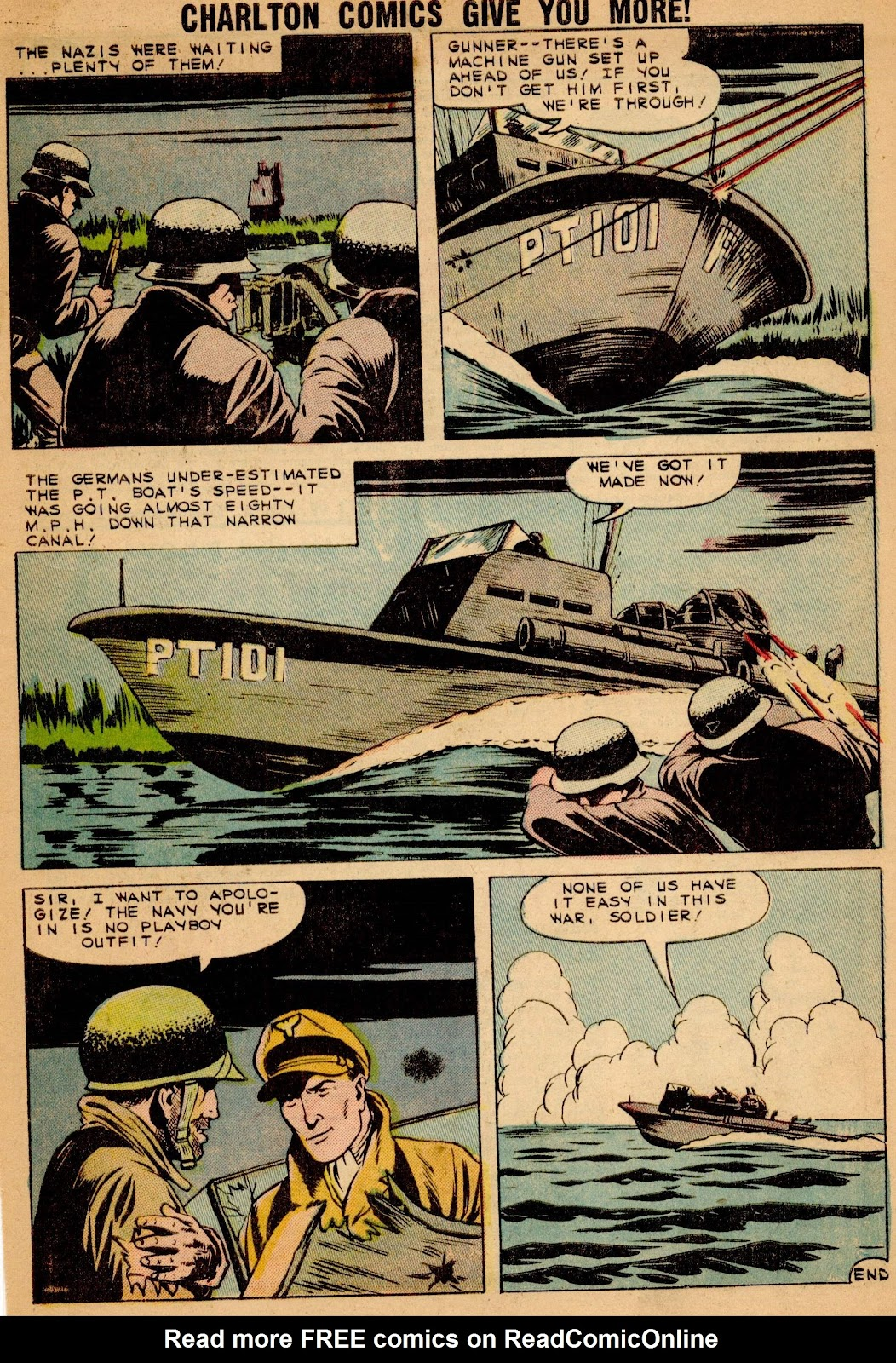 Read online Fightin' Navy comic -  Issue #90 - 33