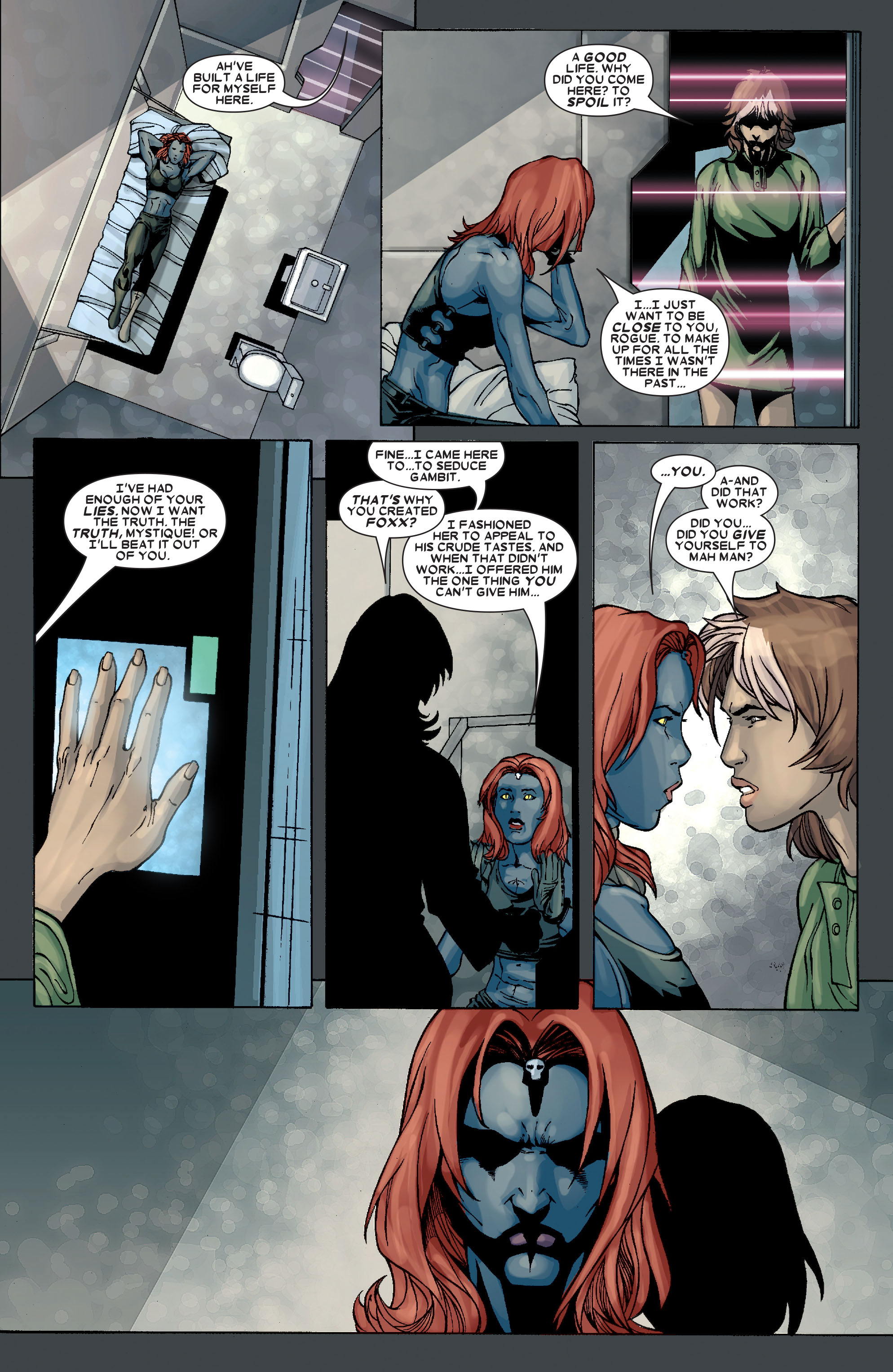 X-Men (1991) 173 Page 22