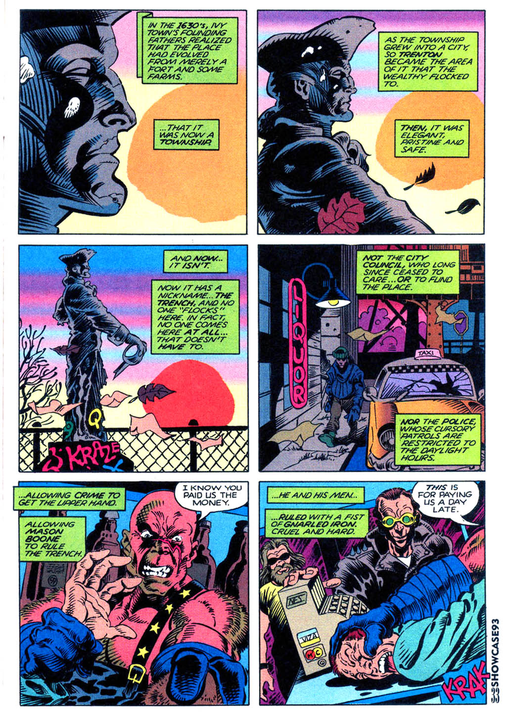 Read online Showcase '93 comic -  Issue #9 - 29