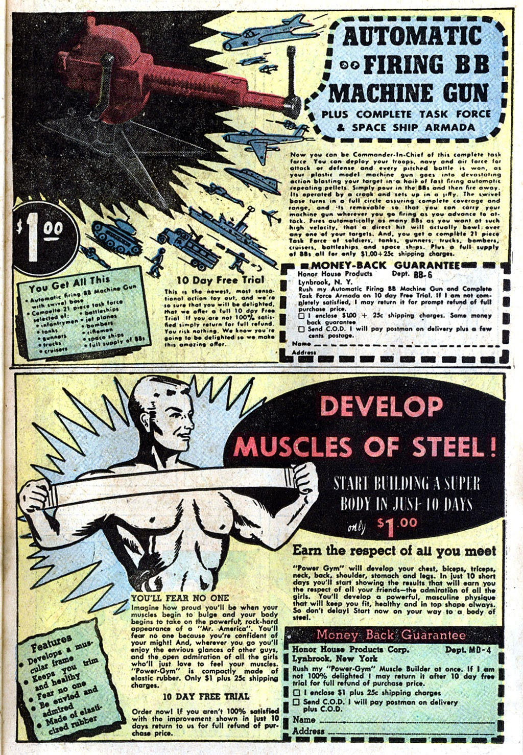 Mystic (1951) issue 61 - Page 11