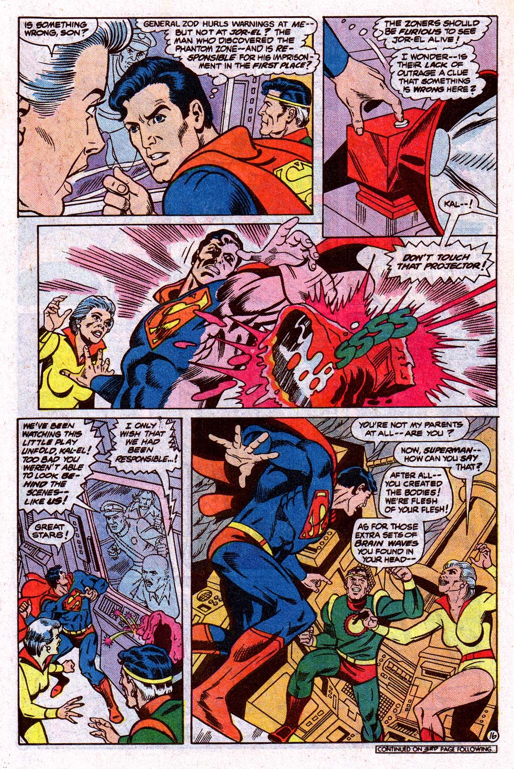 Read online Action Comics (1938) comic -  Issue #582 - 22