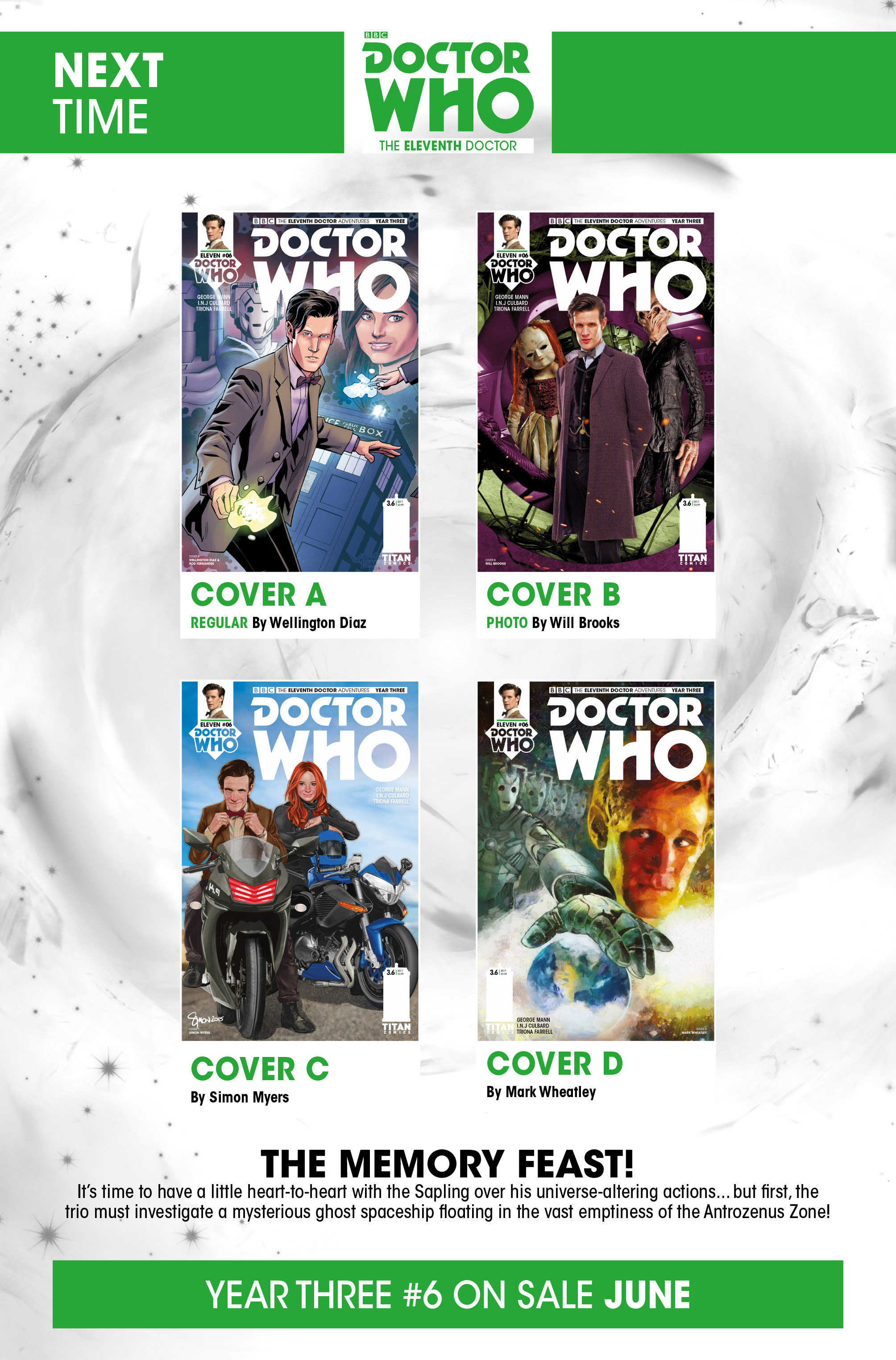 Read online Doctor Who: The Eleventh Doctor Year Three comic -  Issue #5 - 29