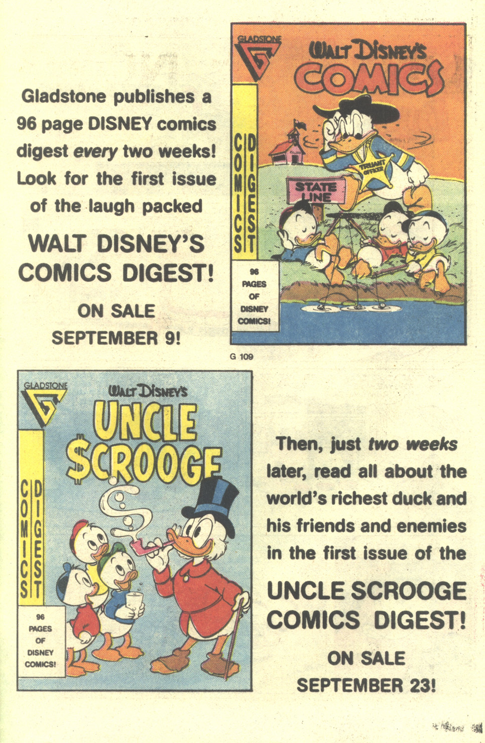 Walt Disney's Donald Duck (1986) issue 248 - Page 33