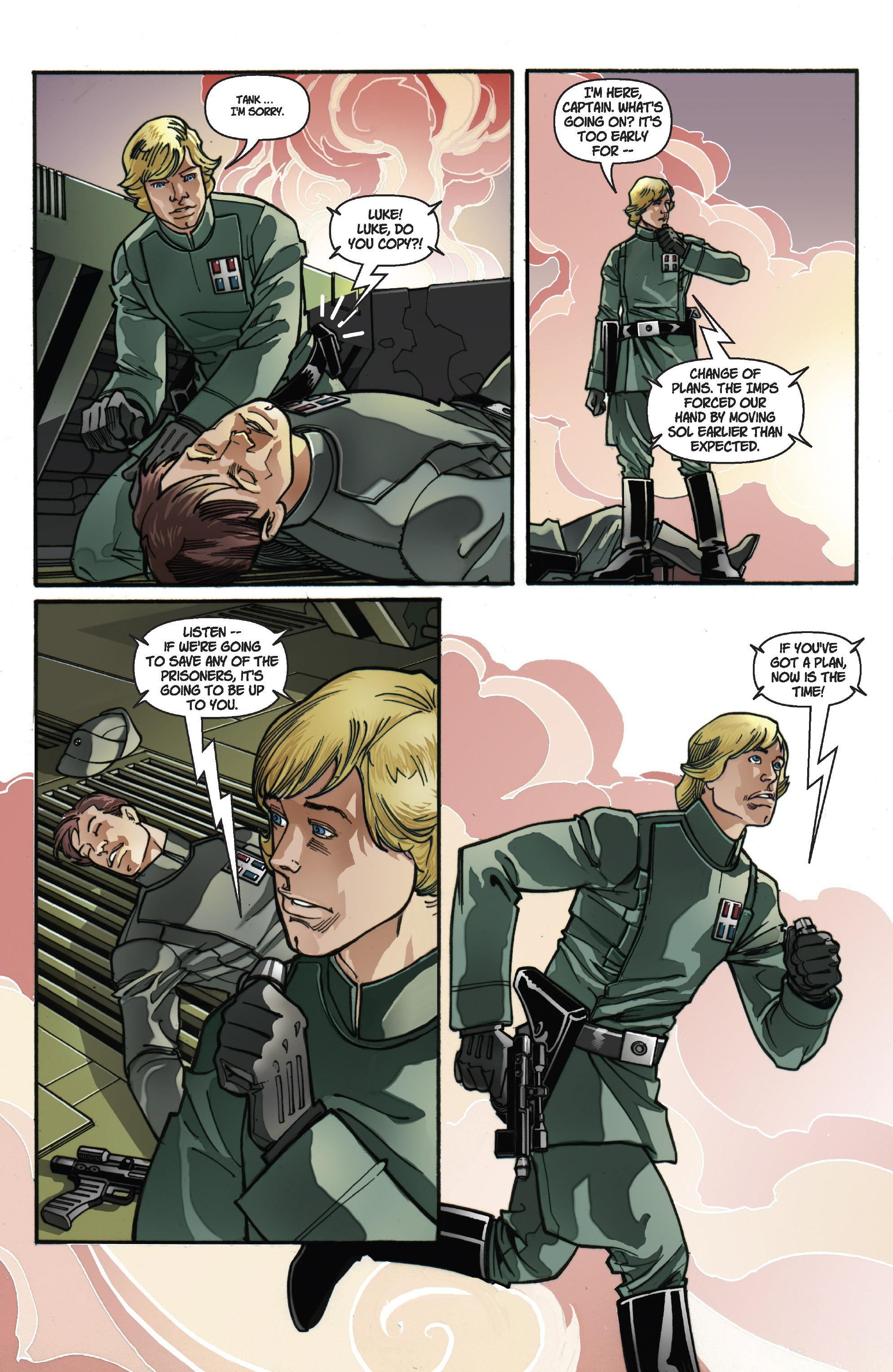 Read online Star Wars Omnibus comic -  Issue # Vol. 22 - 291