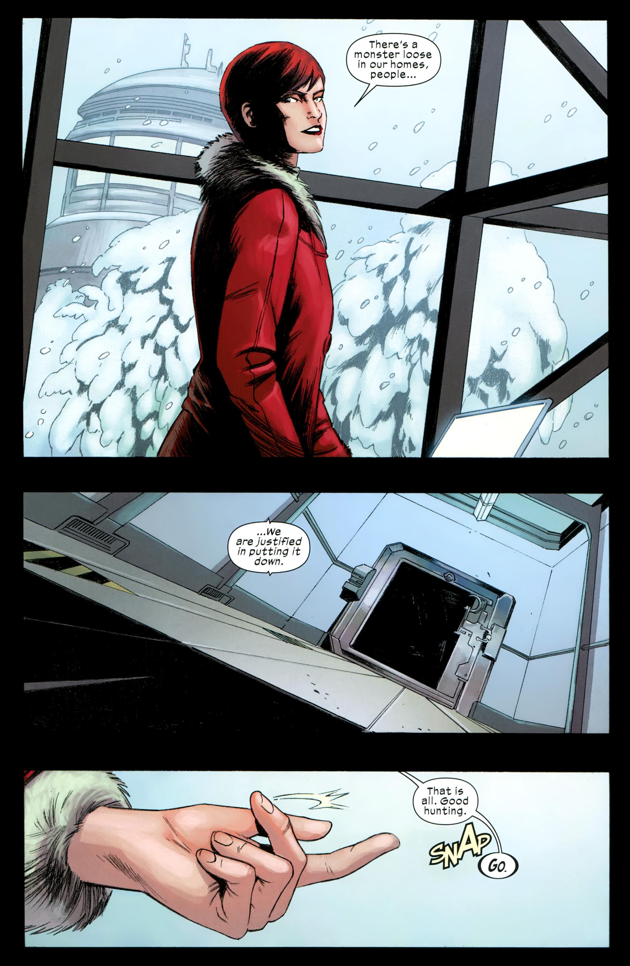 Read online Ultimate Comics X-Men comic -  Issue #31 - 22