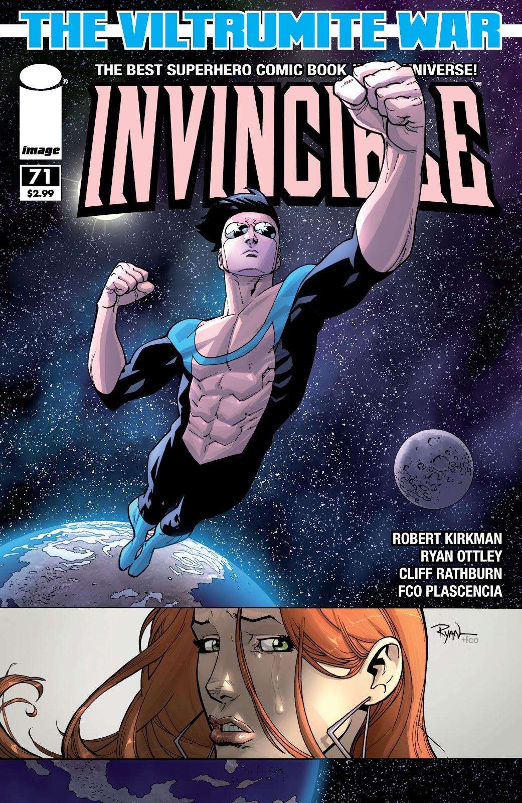 Invincible (2003) 71 Page 1