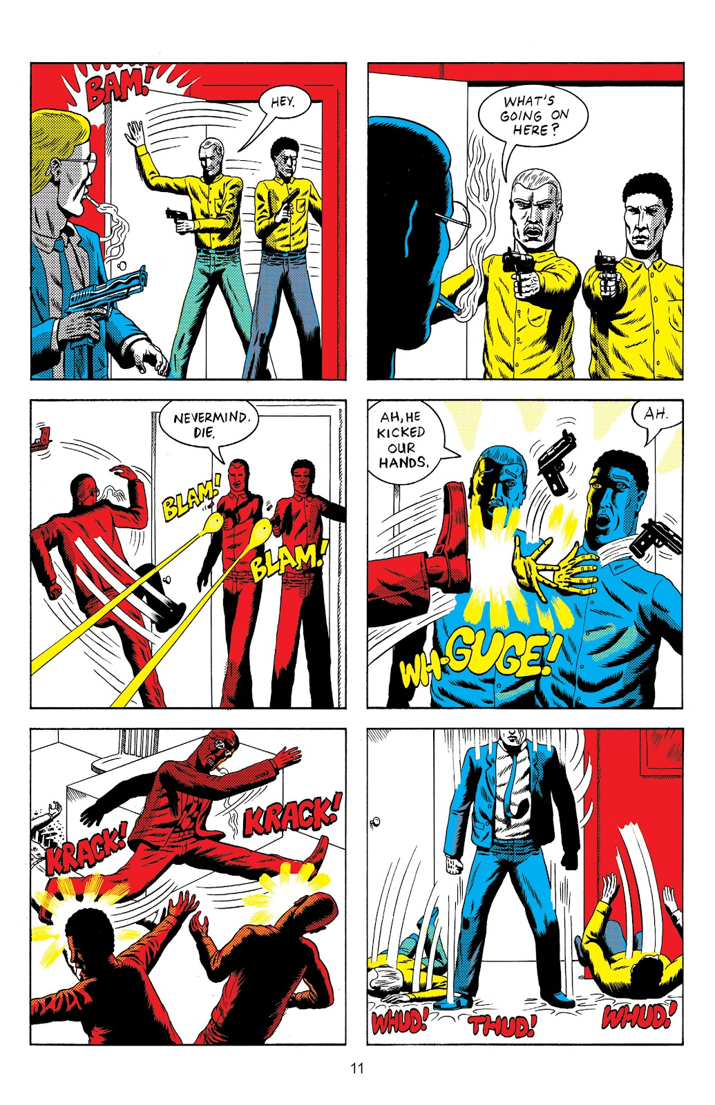 Read online Terror Assaulter: O.M.W.O.T (One Man War On Terror) comic -  Issue # TPB - 12
