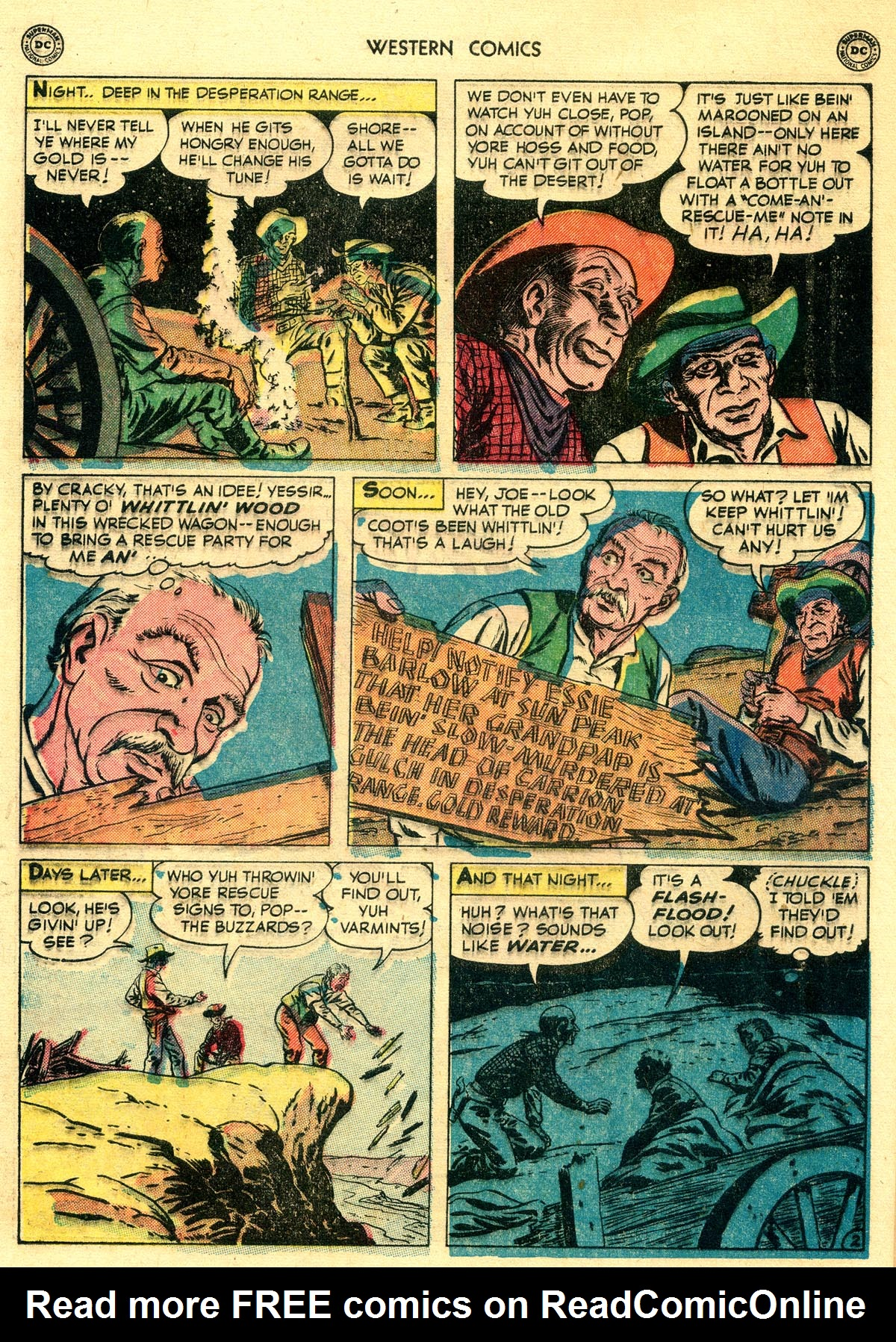 Western Comics issue 19 - Page 40