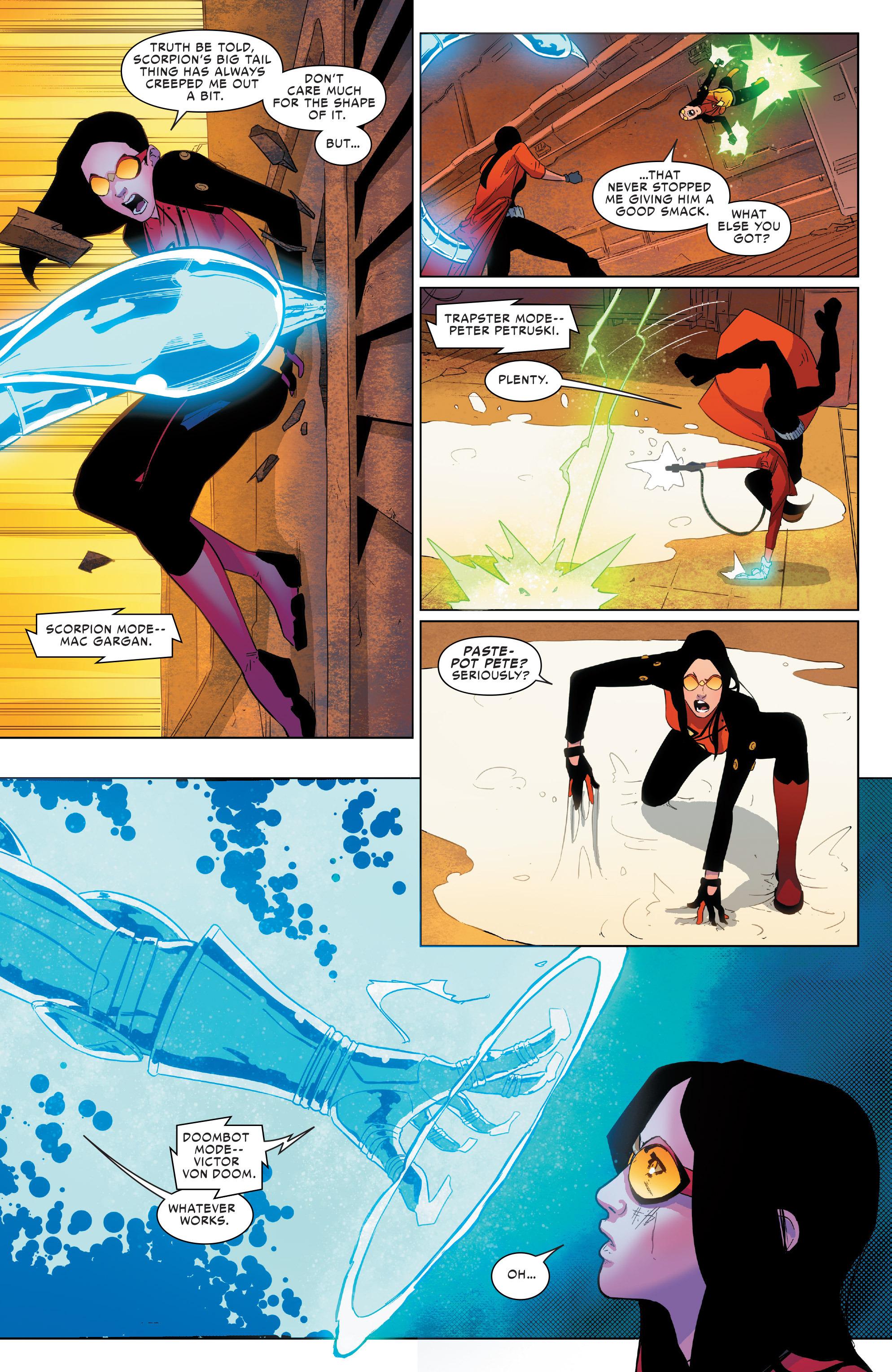 Read online Spider-Women Omega comic -  Issue # Full - 15