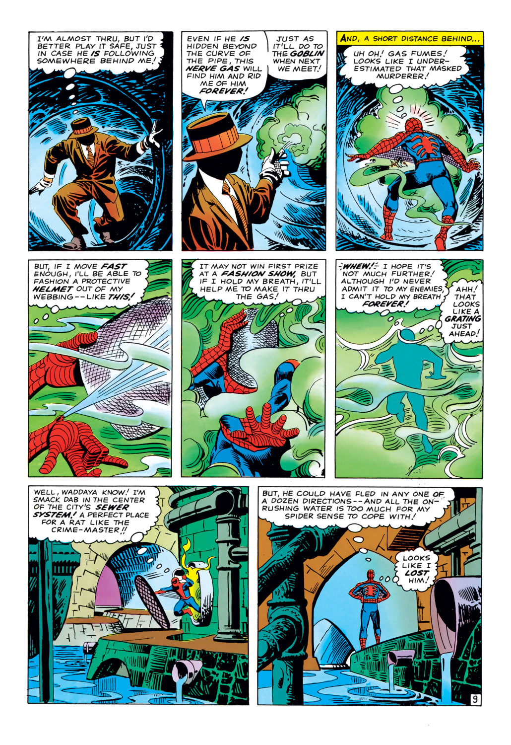 The Amazing Spider-Man (1963) 27 Page 9