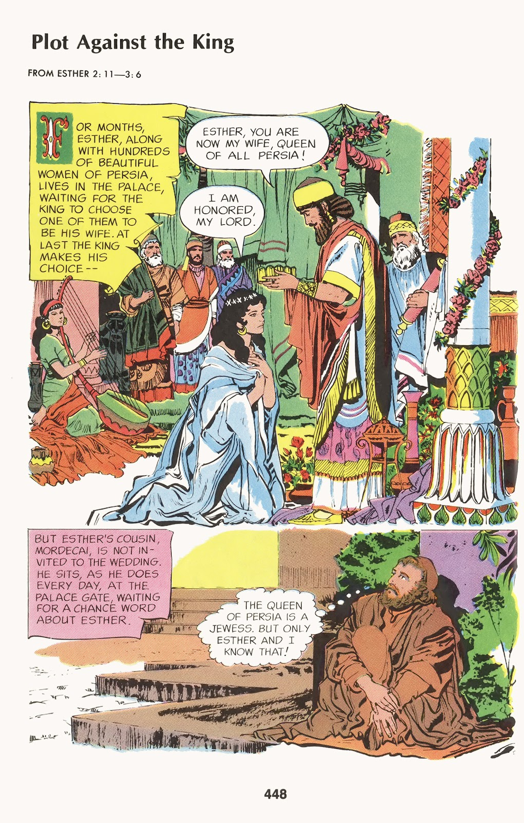 The Picture Bible issue TPB (Part 5) - Page 51