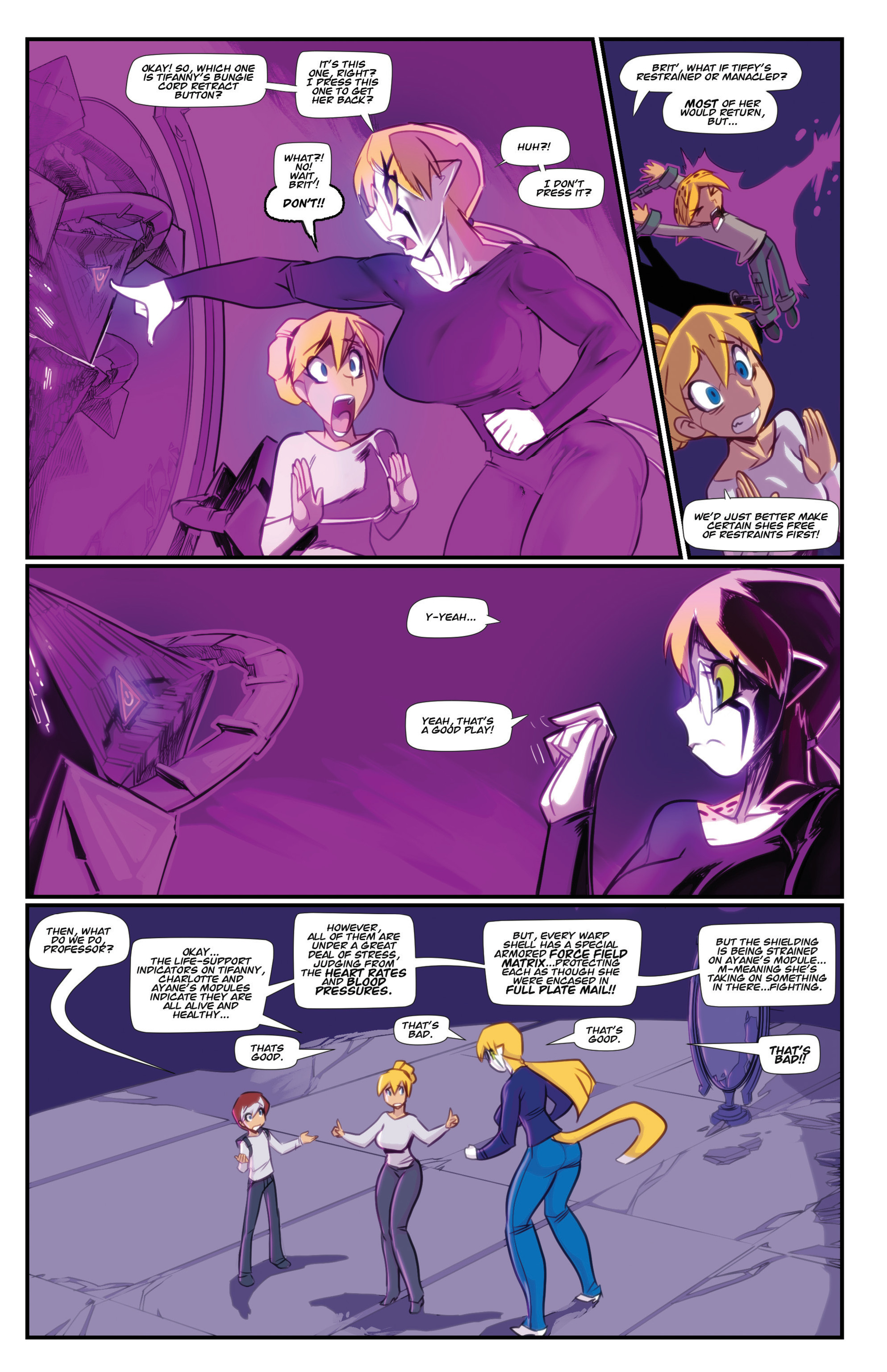 Read online Gold Digger (1999) comic -  Issue #242 - 6