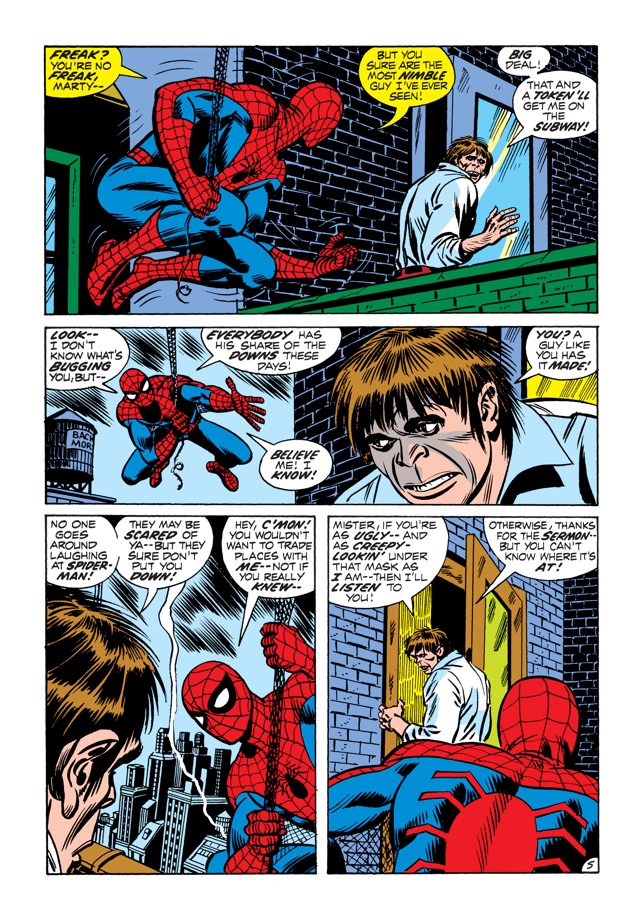 The Amazing Spider-Man (1963) 110 Page 5