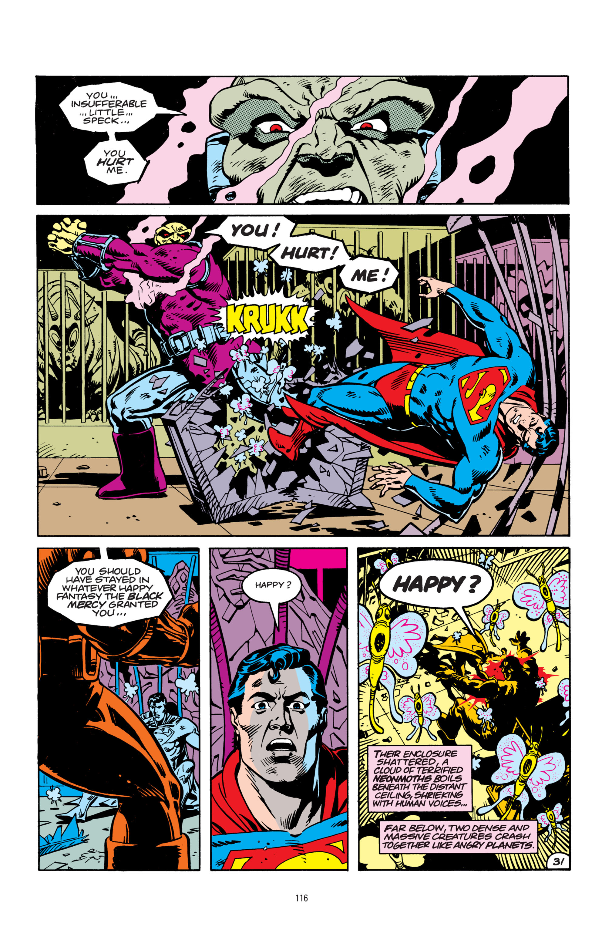 Read online Superman: Whatever Happened to the Man of Tomorrow? comic -  Issue # TPB - 115